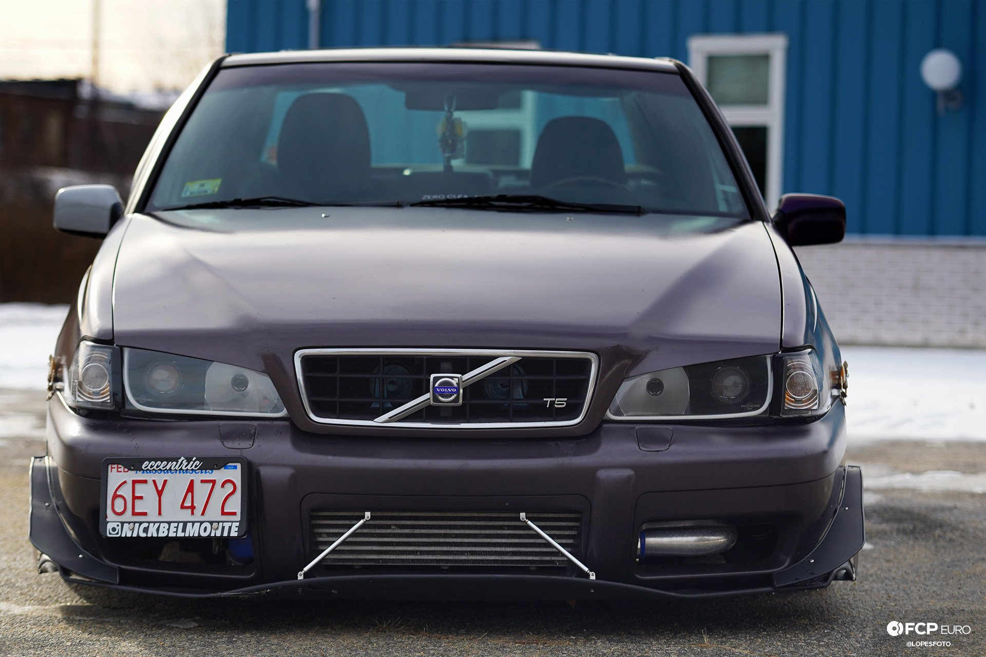 Volvo S70 T5M Turbo Front End