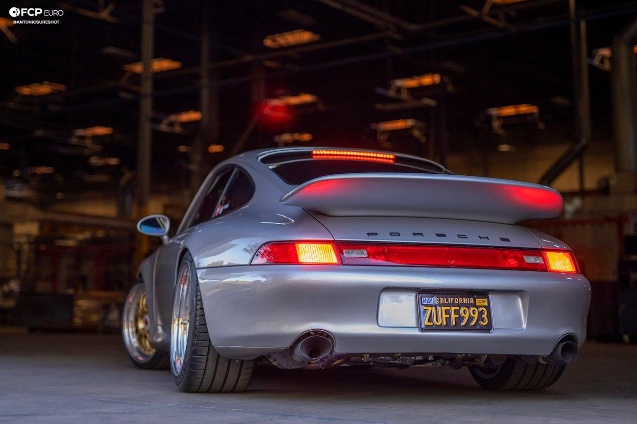 Zuffenhausen 993 Porsche 911 BBS Wheels Recaro 2 EOSR9967