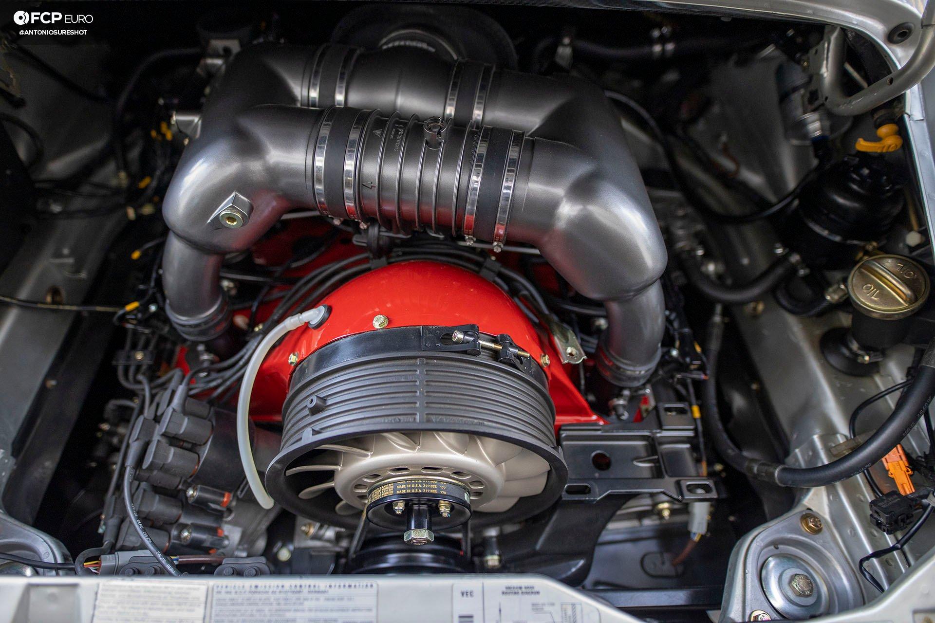 Zuffenhausen 993 Porsche 911 BBS Wheels Recaro EOSR9927