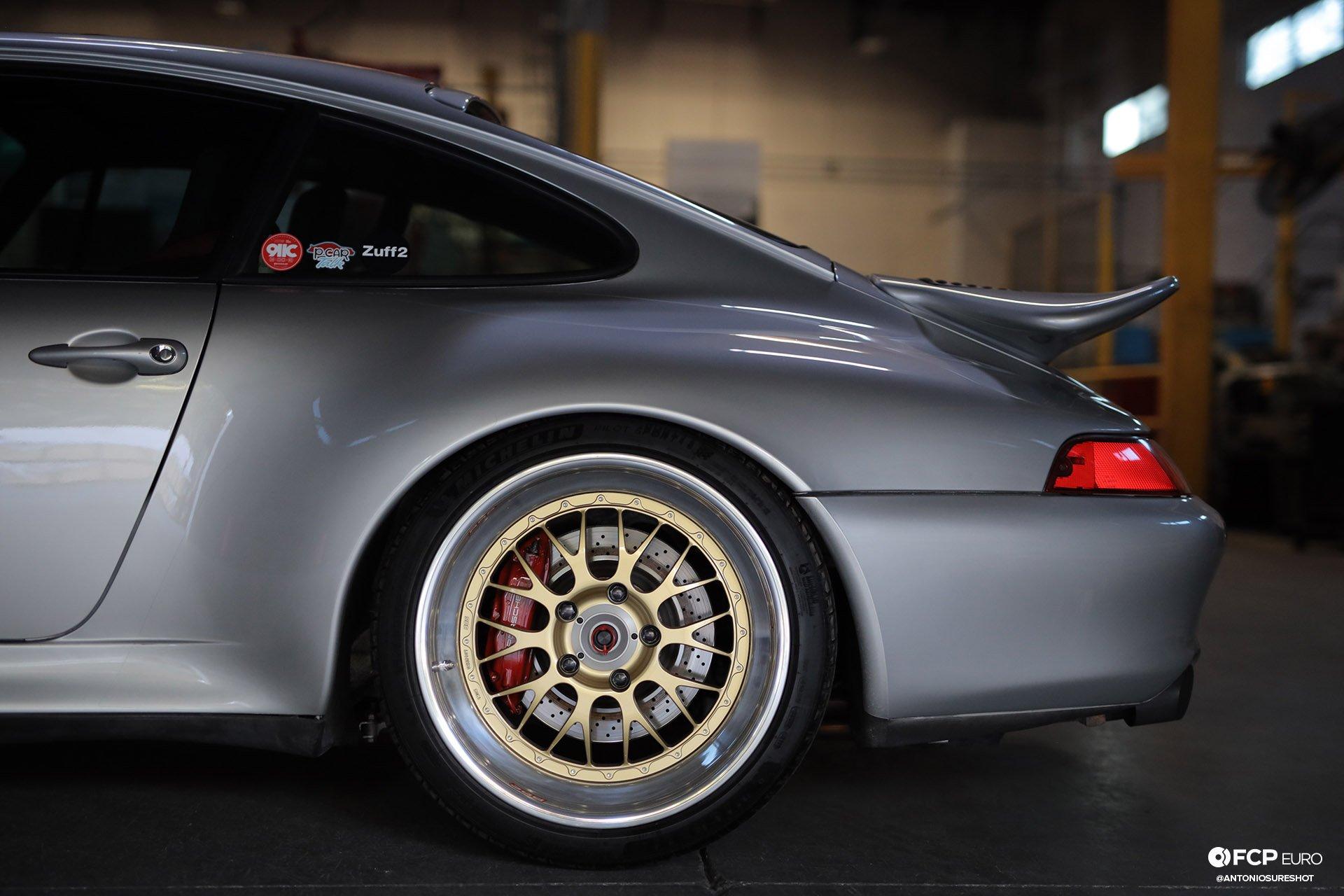 Zuffenhausen 993 Porsche 911 BBS Wheels Recaro EOSR9984