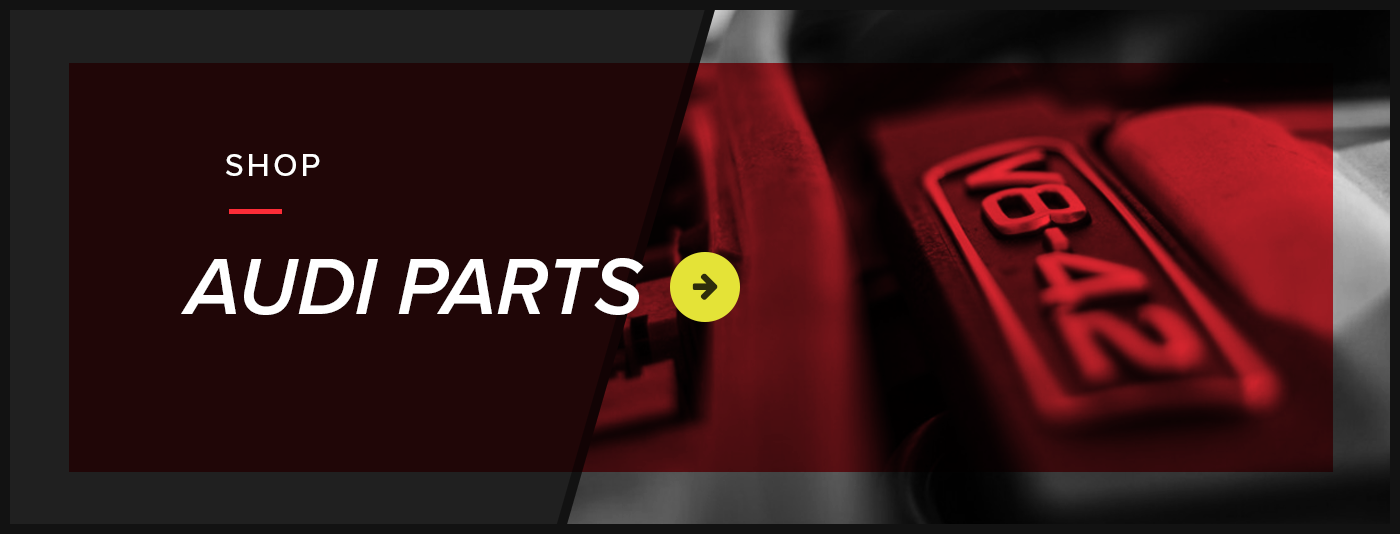 Shop Audi Parts Online Catalog Lifetime Warranty
