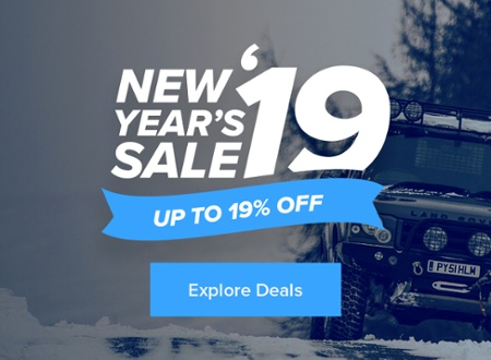 Explore New Years sale deals