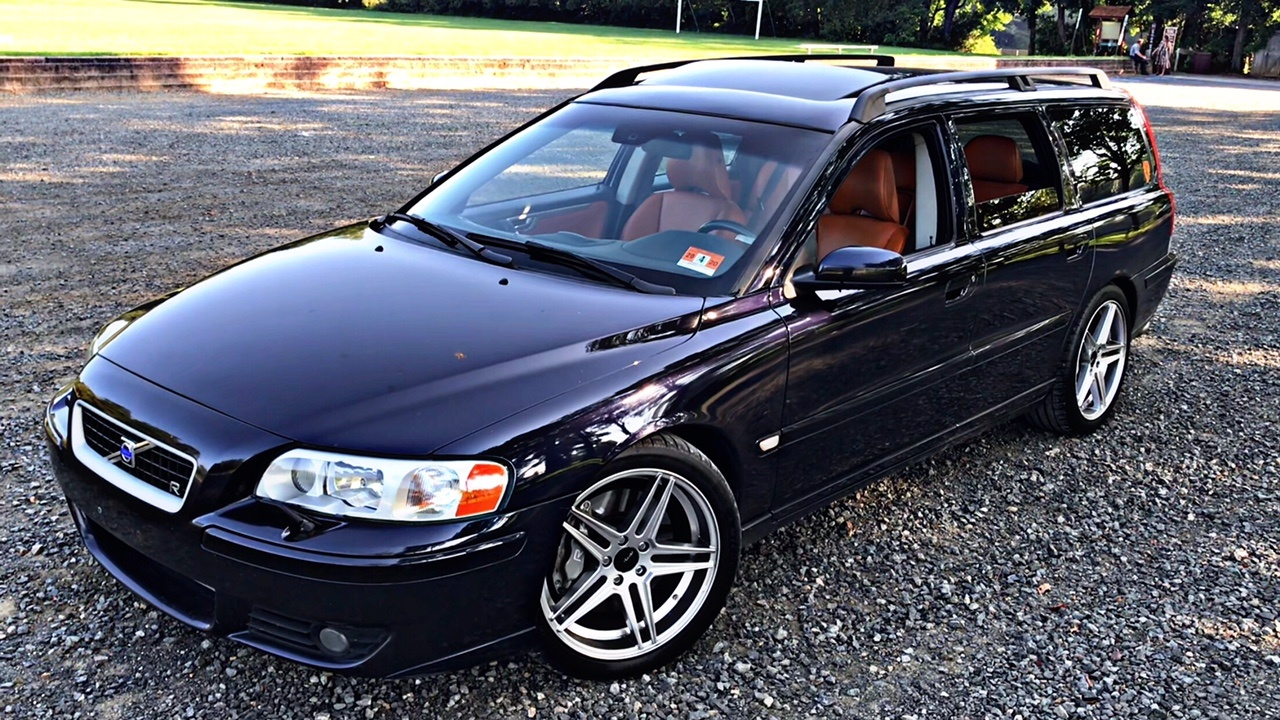 Why The Volvo V70R Is A Better Performance Project Car Than A BMW E46 M3