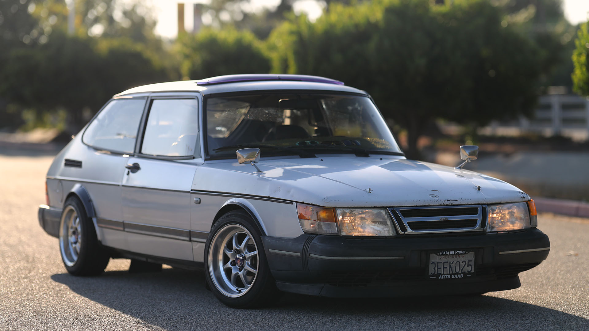 Not Everything Must Be For Show Or Race – 1988 Saab 900 Turbo