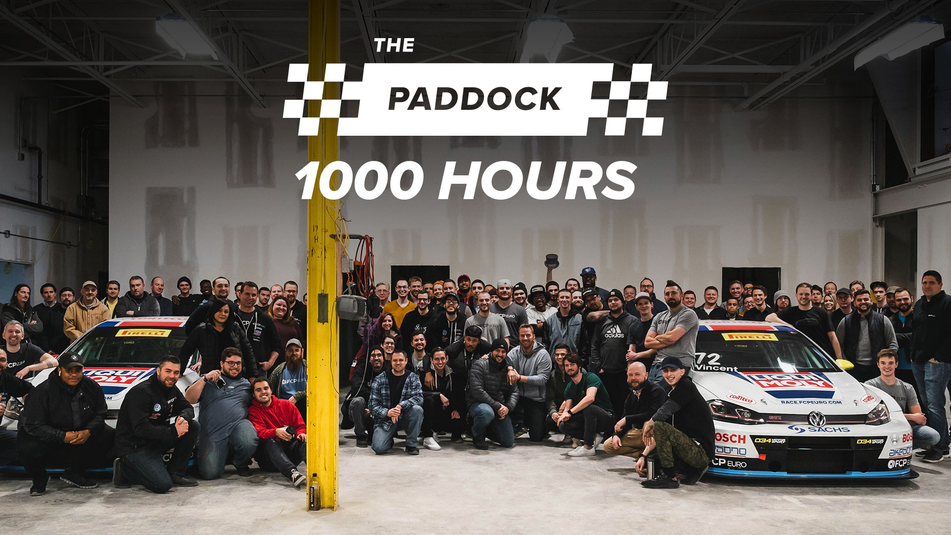 It Takes 1000 Hours To Race For One - The Paddock Season Two