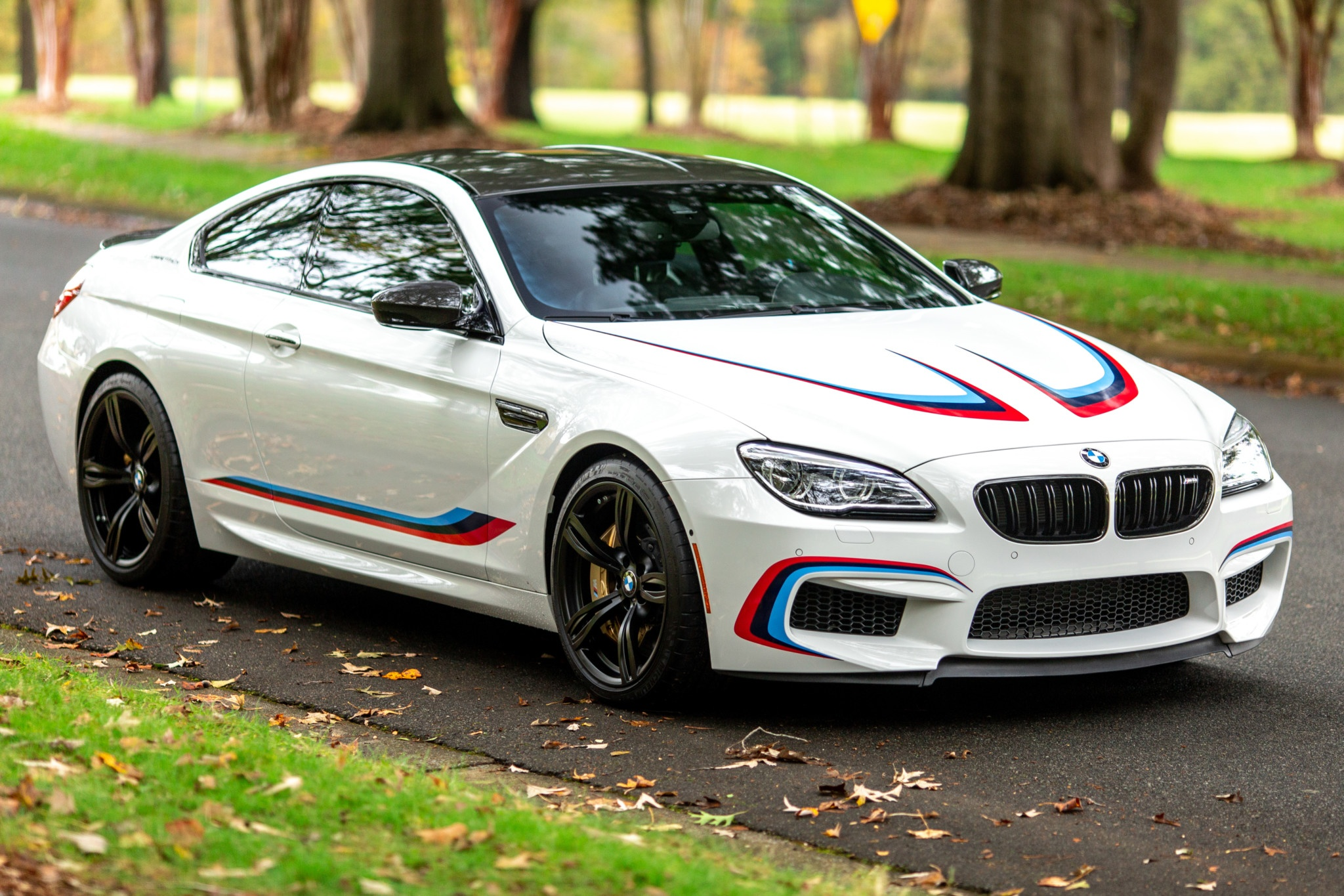 Crazy Rare 2016 BMW M6 Competition Edition Up For Auction