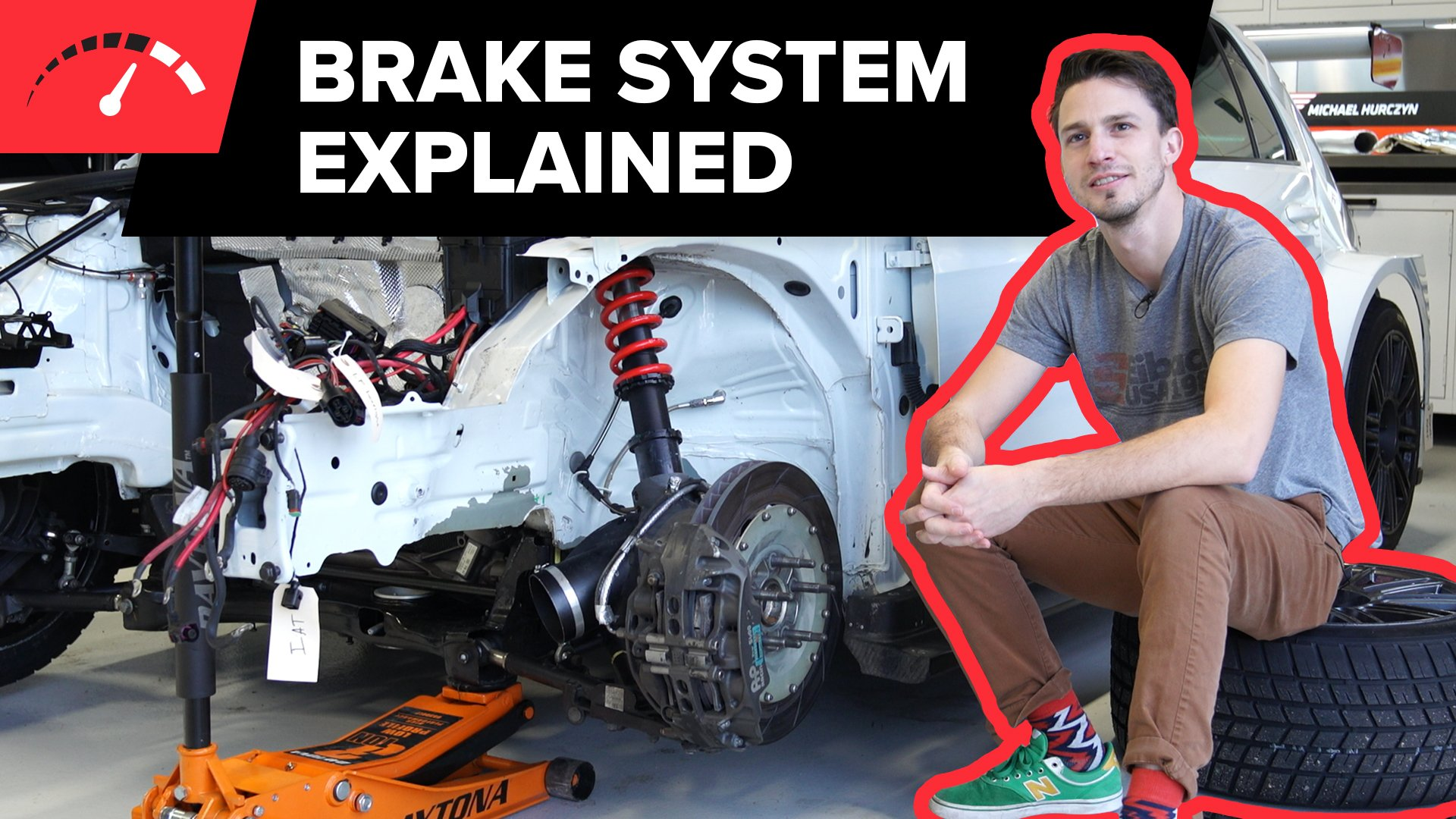 Race Cars Explained: How Racing Braking Systems Work