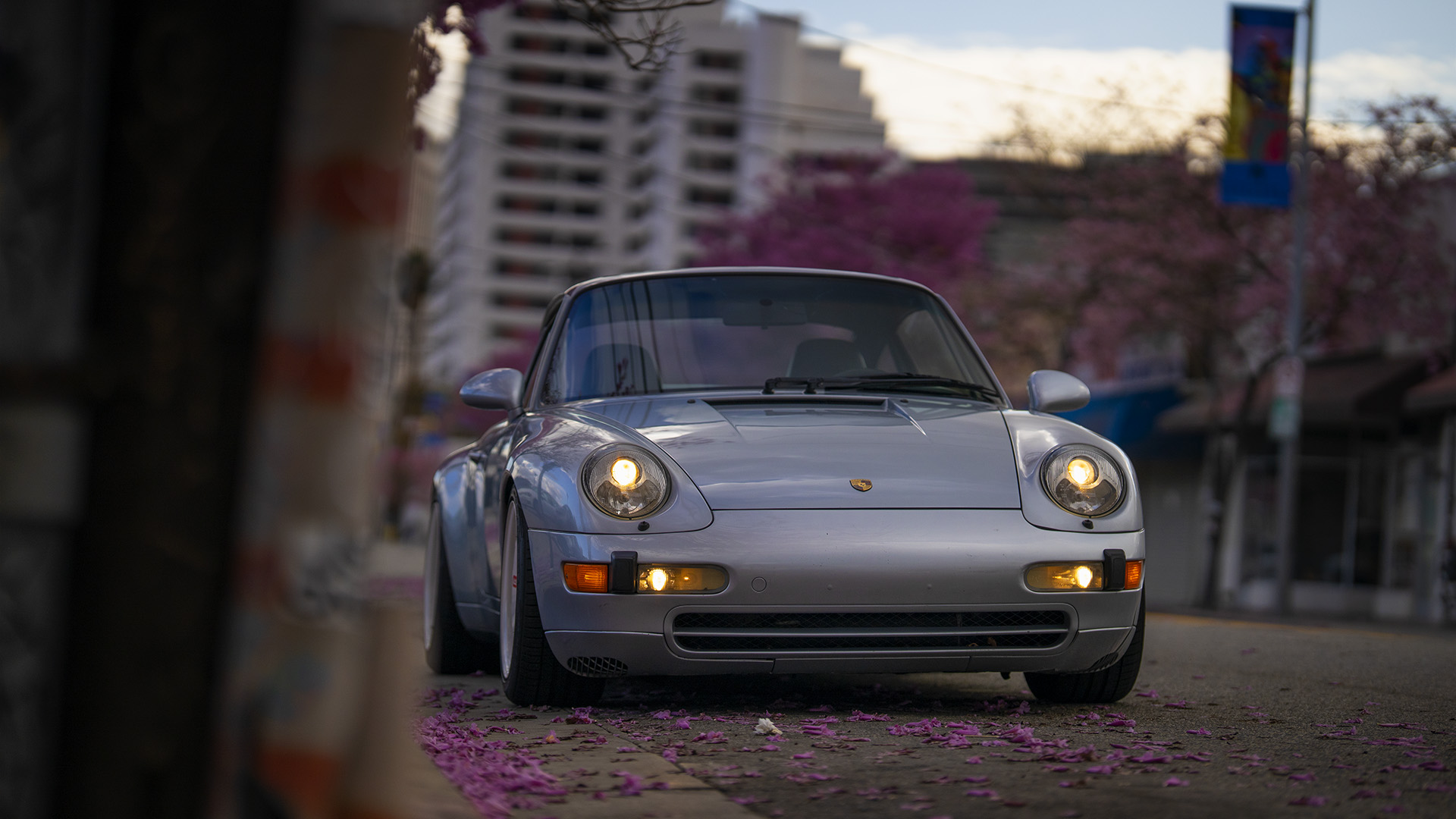 Engineered For Every Day - Porsche 993 911 Carrera 2