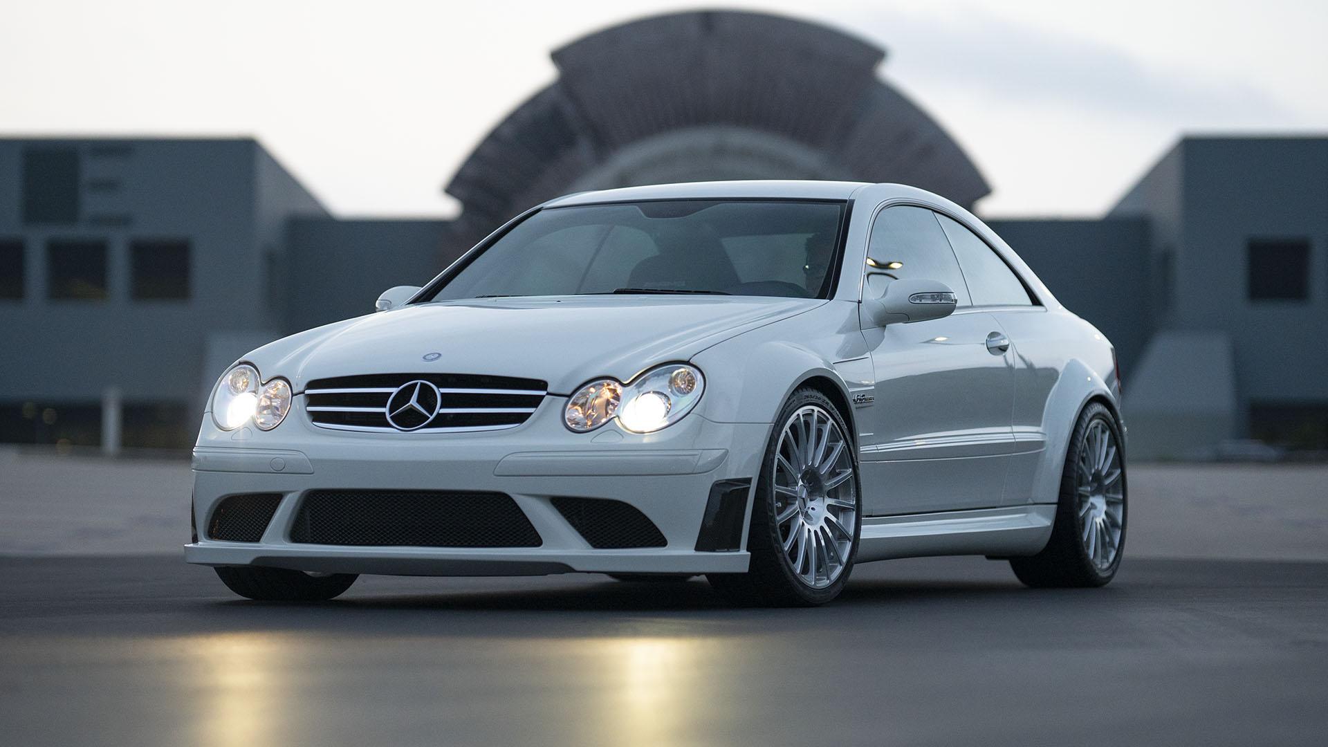 Euro-Spec Muscle: Mercedes-Benz CLK63 Black Series