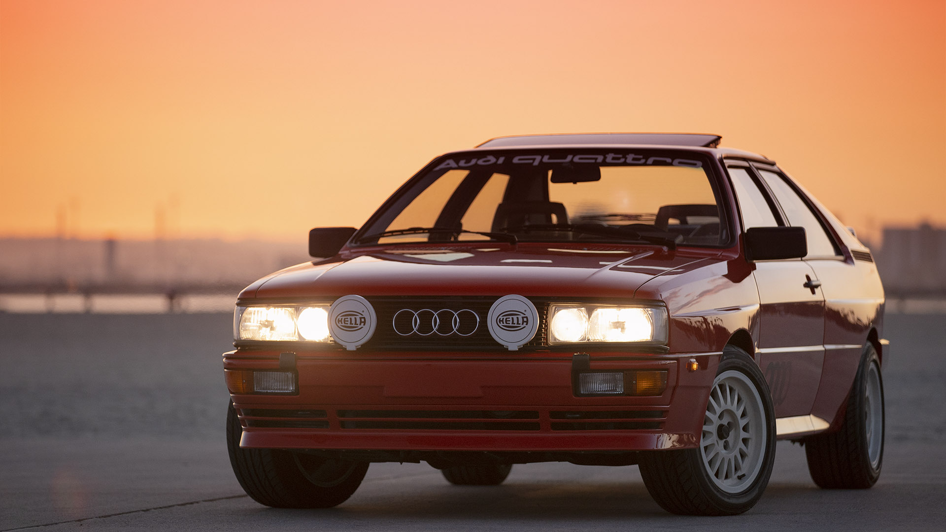 The Beauty Of All-Wheel Drive - The Audi Ur-Quattro