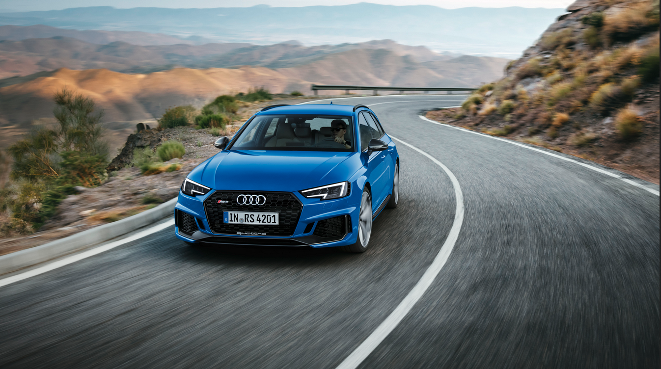 The Audi RS4 Avant Is The Hot Wagon You Can't Have In The United States