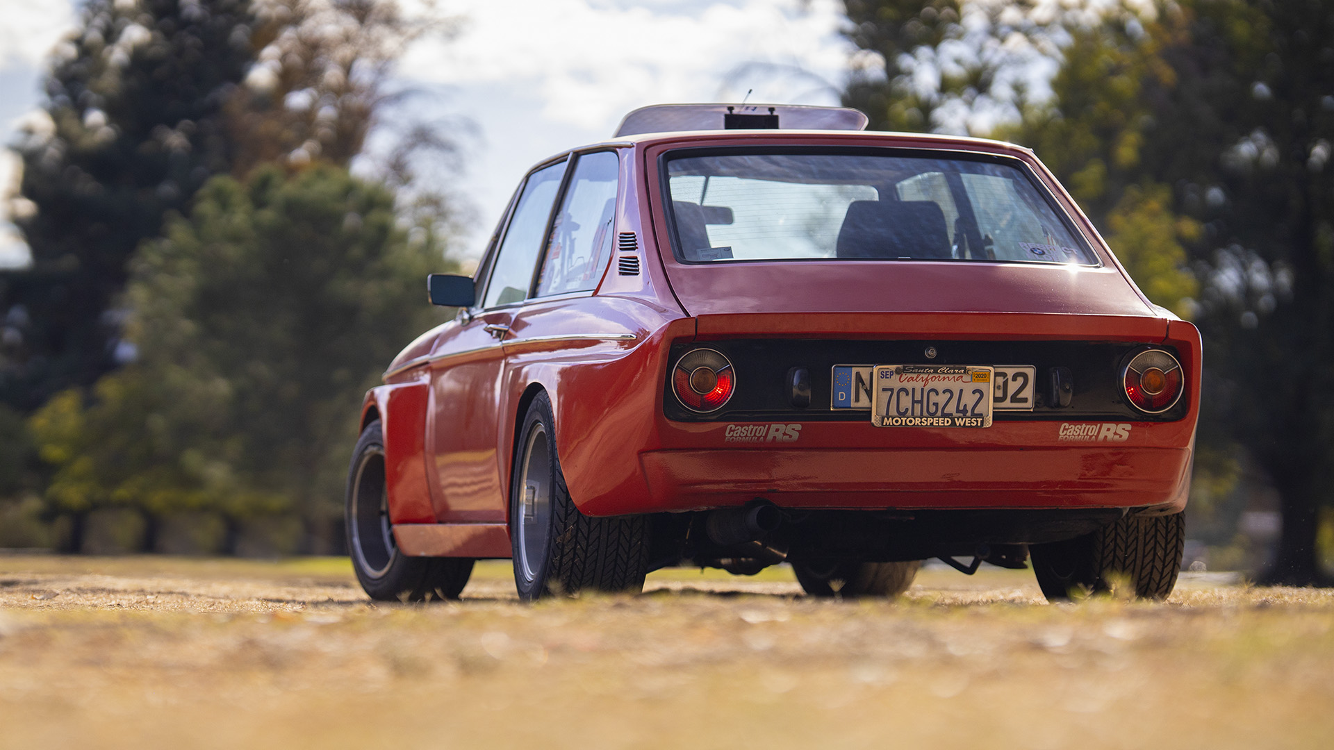 2002 Touring Time Capsule - BMW 2002 Tii Widebody