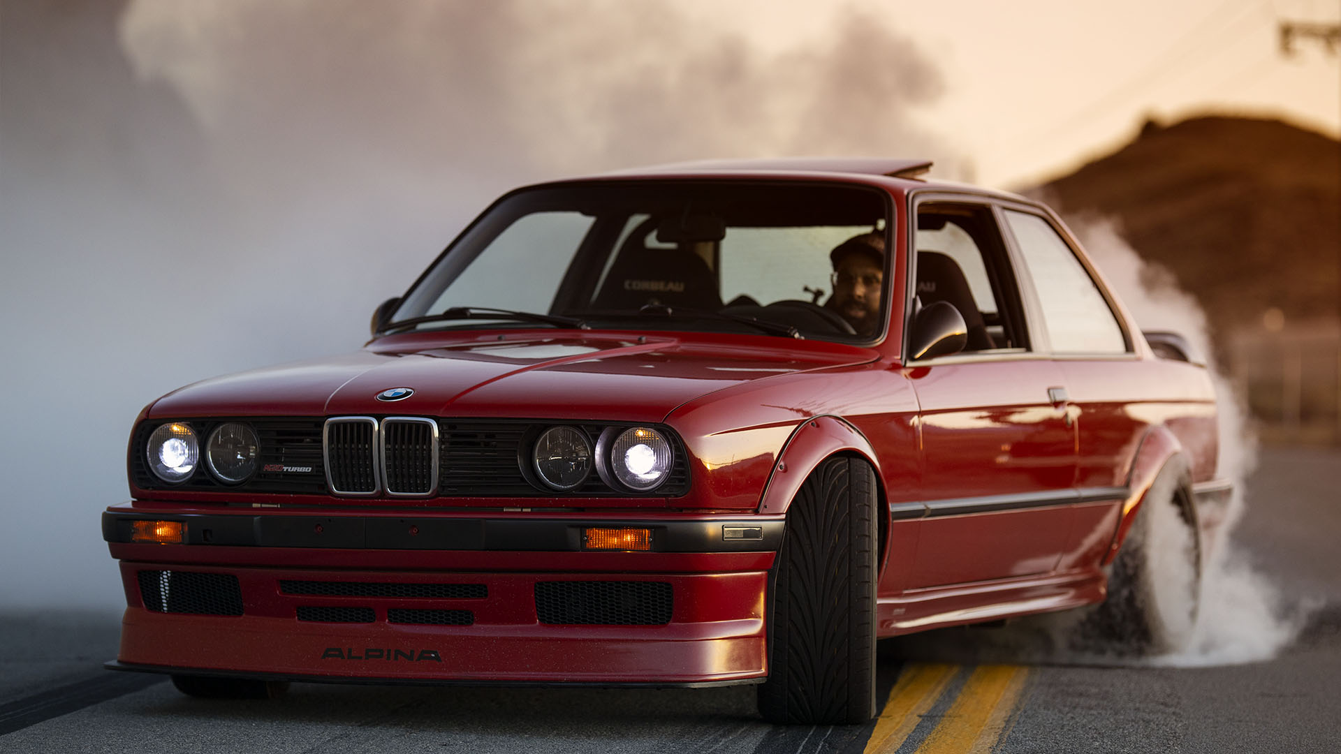 This BMW E30 325i Has Turbos and is Still Reliable