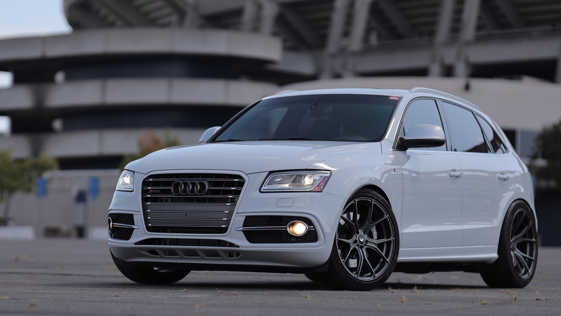 Supercharged And Sophisticated - Audi SQ5