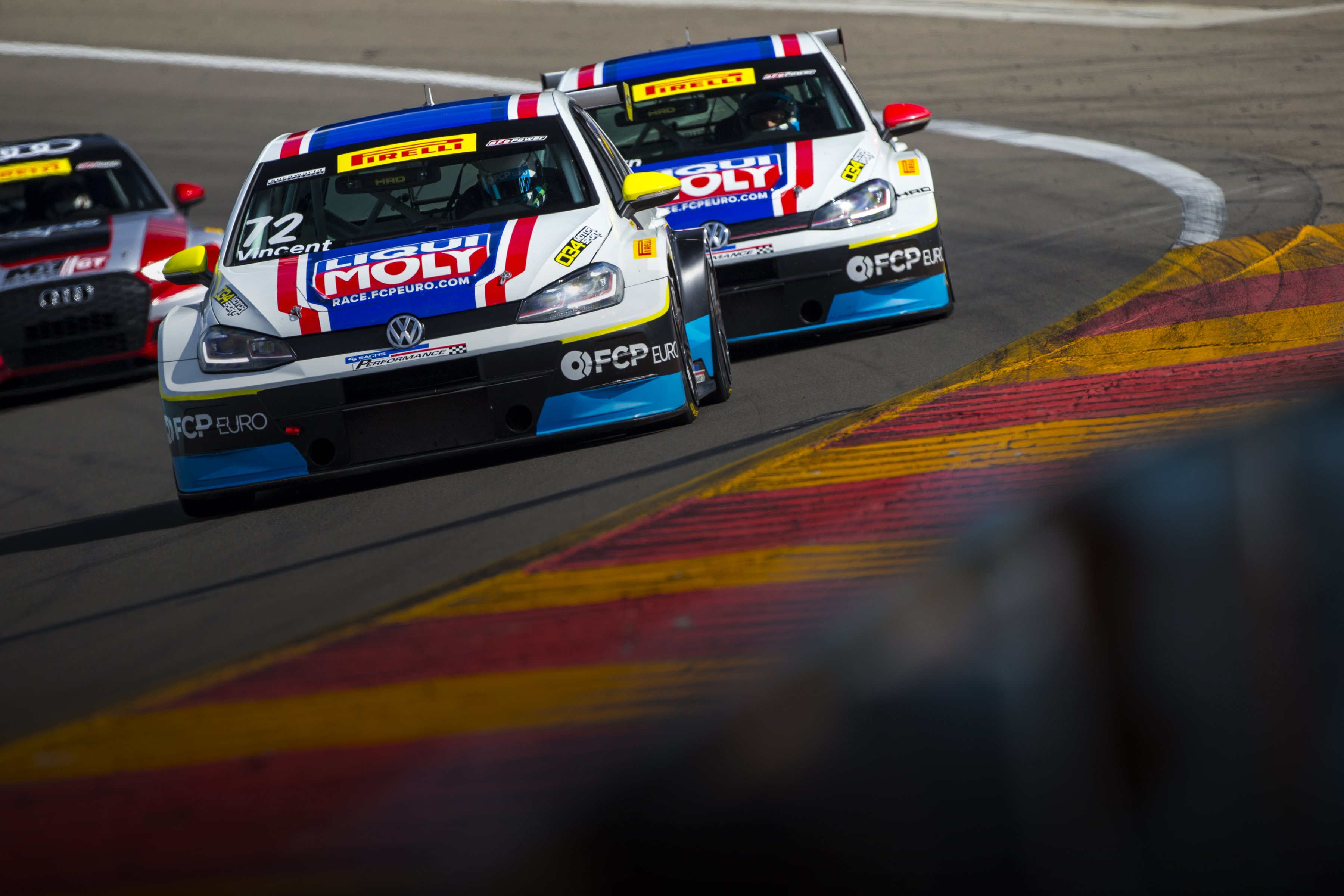 FCP Euro Takes Aim At 2019 TC America TCR Class Championship