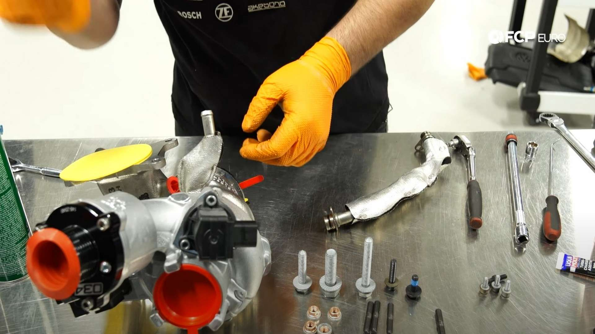How To Complete A Volkswagen Mk7 GTI Turbocharger Upgrade (IS38 Turbo Upgrade)