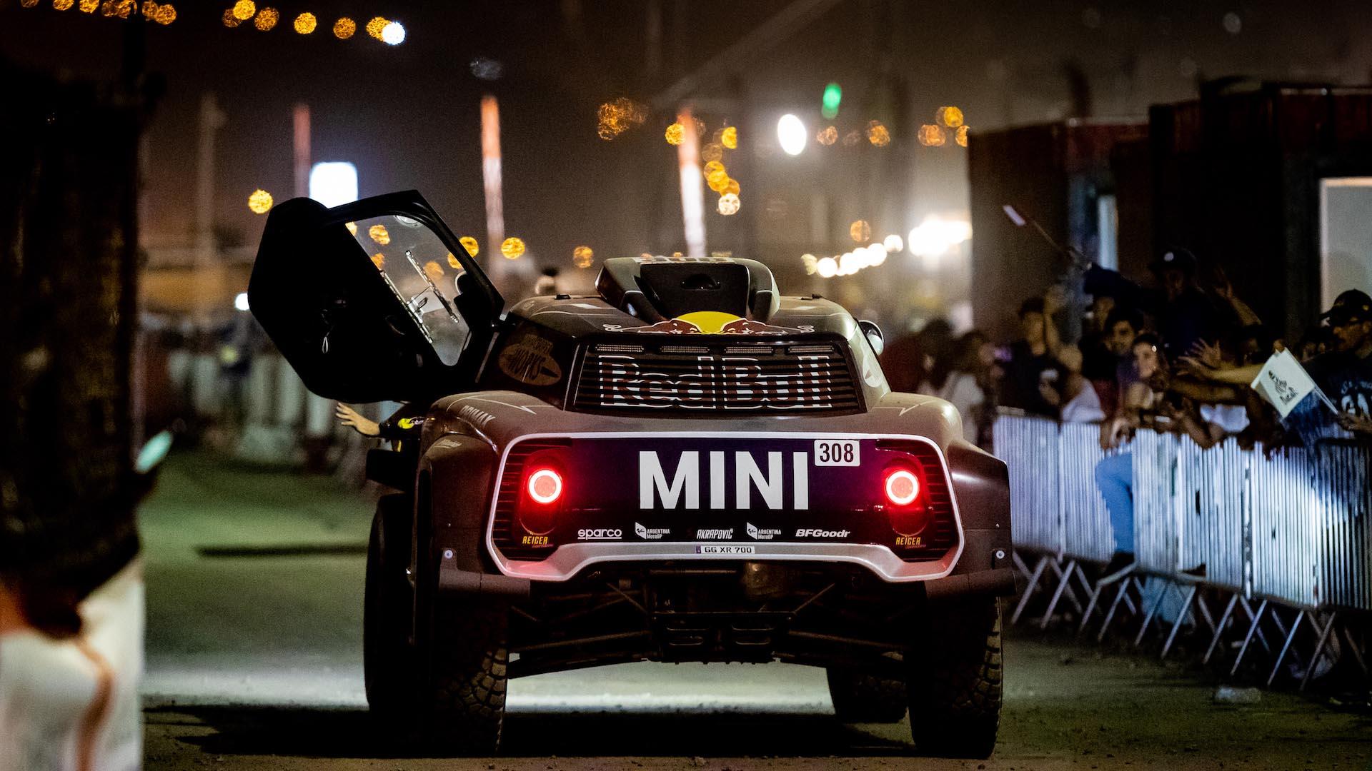 The 2019 Dakar Rally Is Mini's Rally To Lose