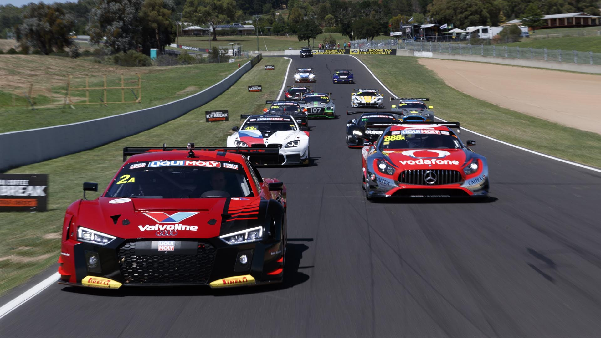 Pregame The Superbowl With 12 Hours Of Endurance Racing This Weekend