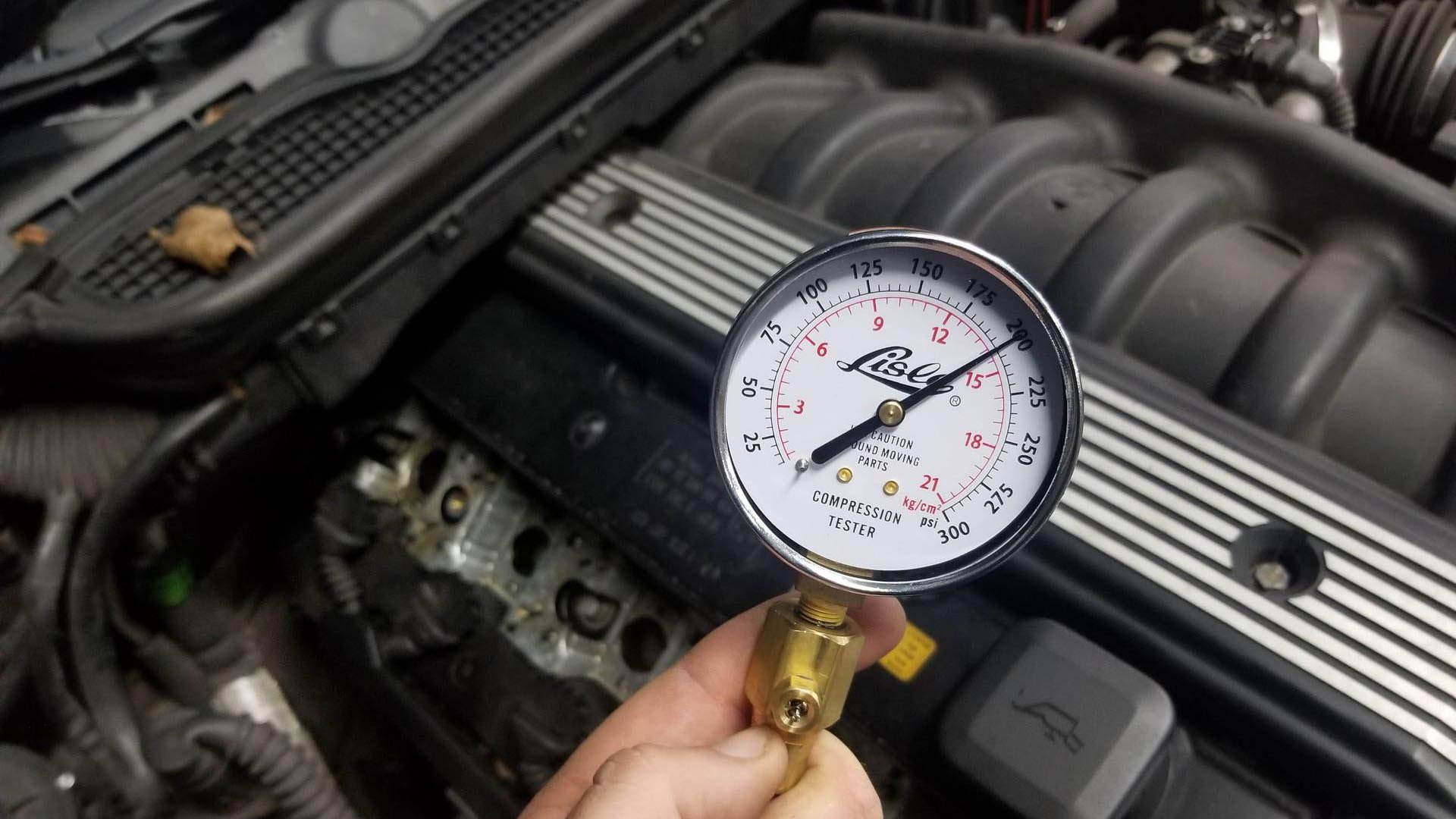How To Do A Compression And Leak-Down Test On A High-Mileage BMW E36