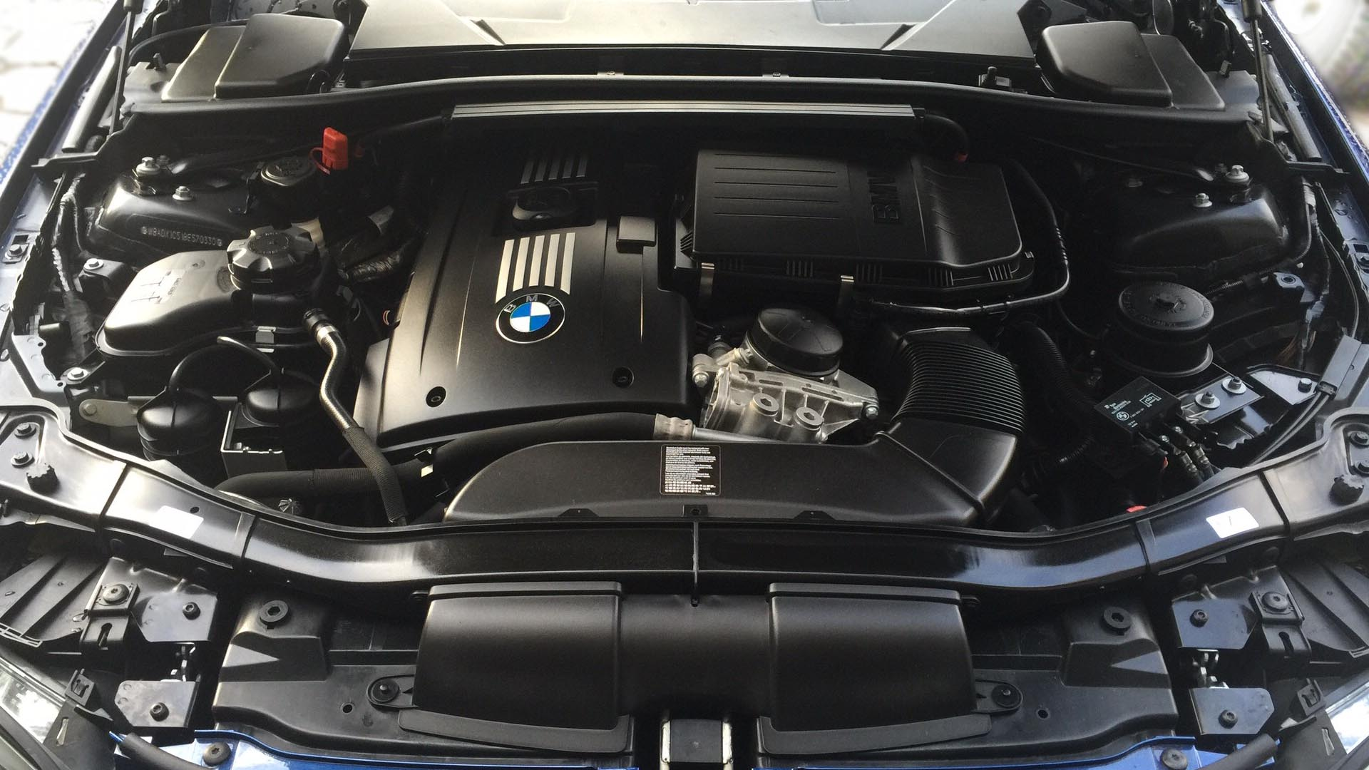 E90 335i Engine Diagram