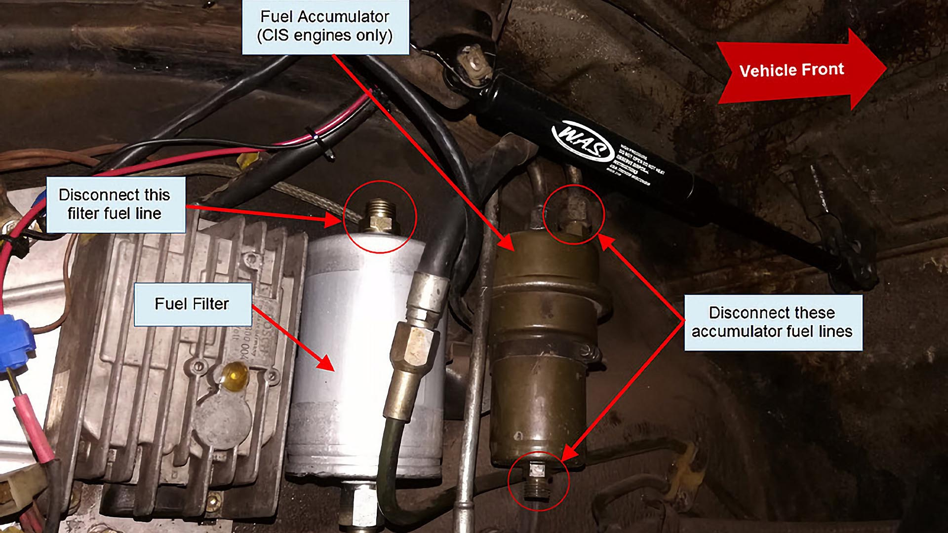 [SCHEMATICS_43NM]  How To Replace The Fuel Filter, Tank Screen, And Fuel Level Sensor On An  Air-Cooled Porsche 911 | Vw Fuel Filter Removal Tool |  | FCP Euro's blogs