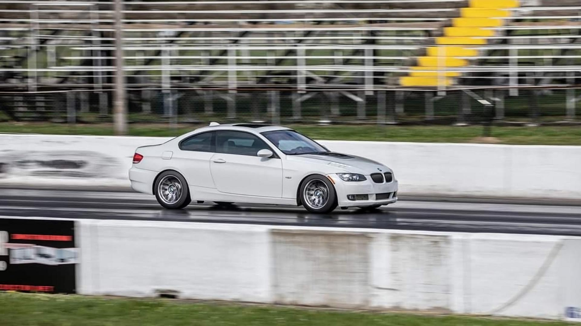 A Race To The Top - BMW E92 335xi Drag Build Saga
