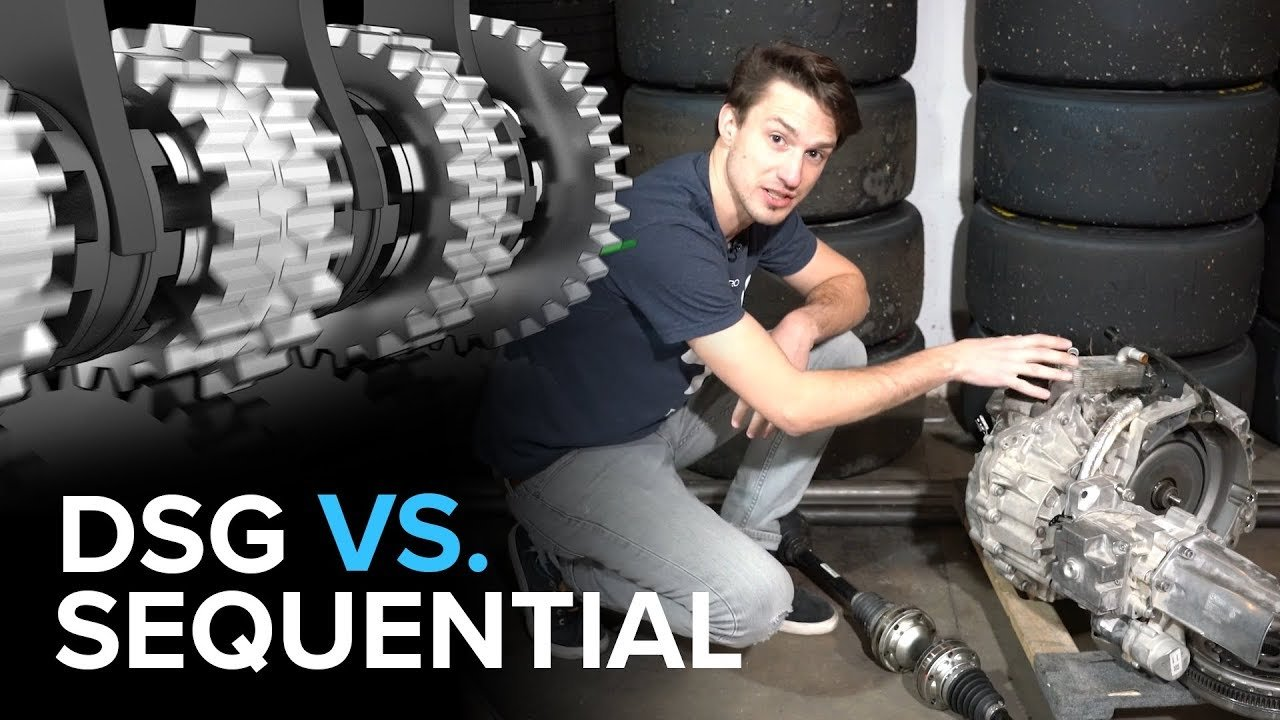 Sequential Vs. DSG Transmissions: Differences Explained