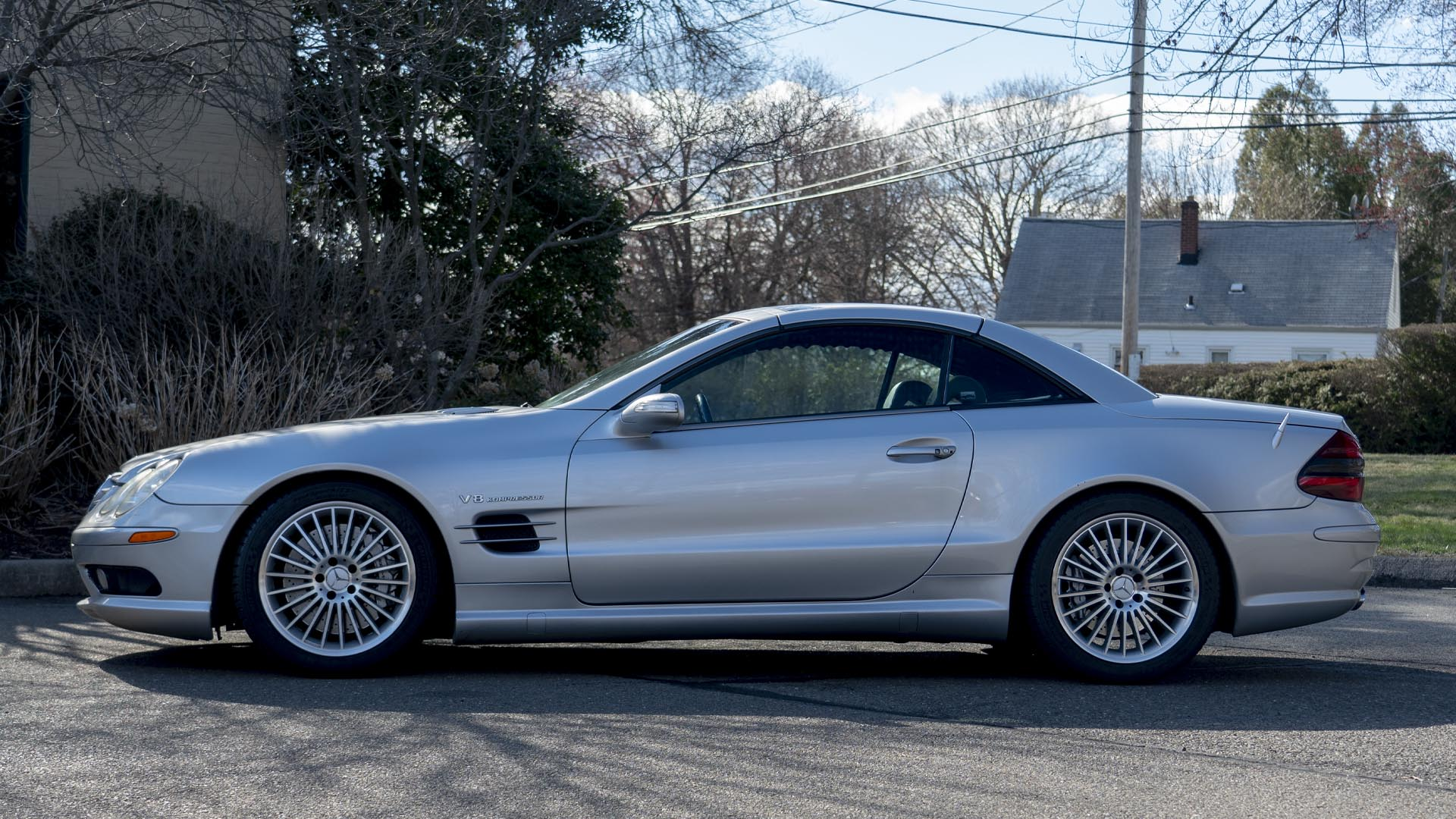 Why You Should Upgrade Your Mercedes-Benz SL55 AMG With A VRP Supercharger Reduction Pulley