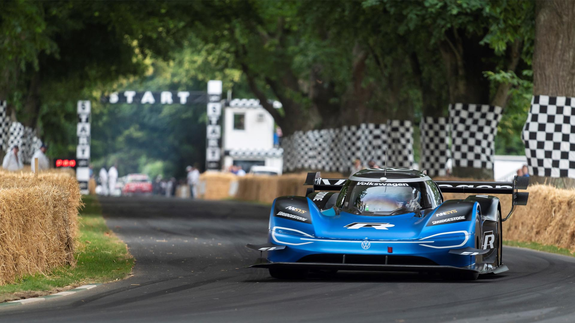 Faster Than Fossil Fuels: The Volkswagen ID.R Sets The Overall Record At The Goodwood Festival Of Speed