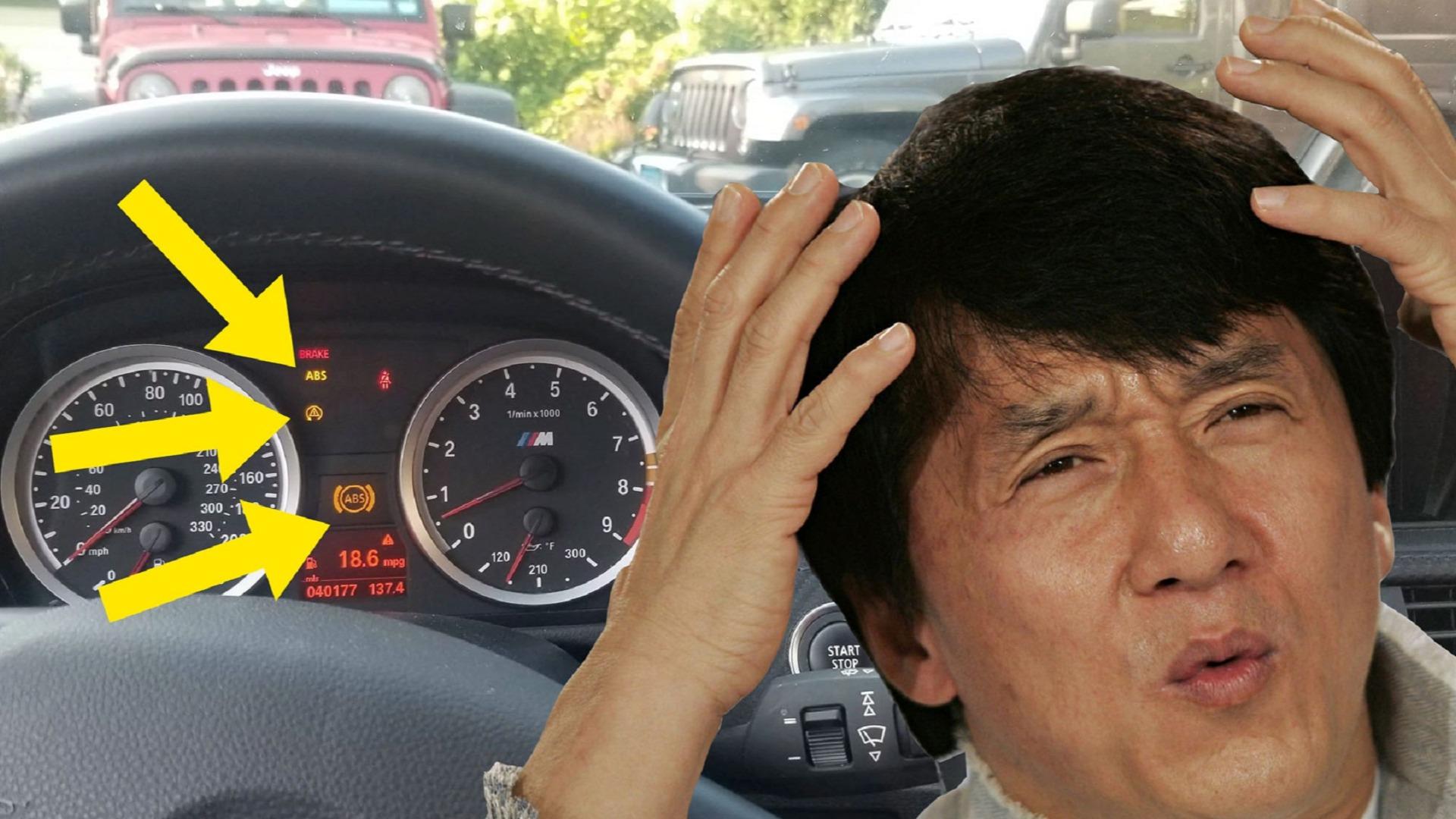 How To Troubleshoot And Replace A BMW E82, E88, E90, E91, & E92 ABS Wheel Speed Sensor