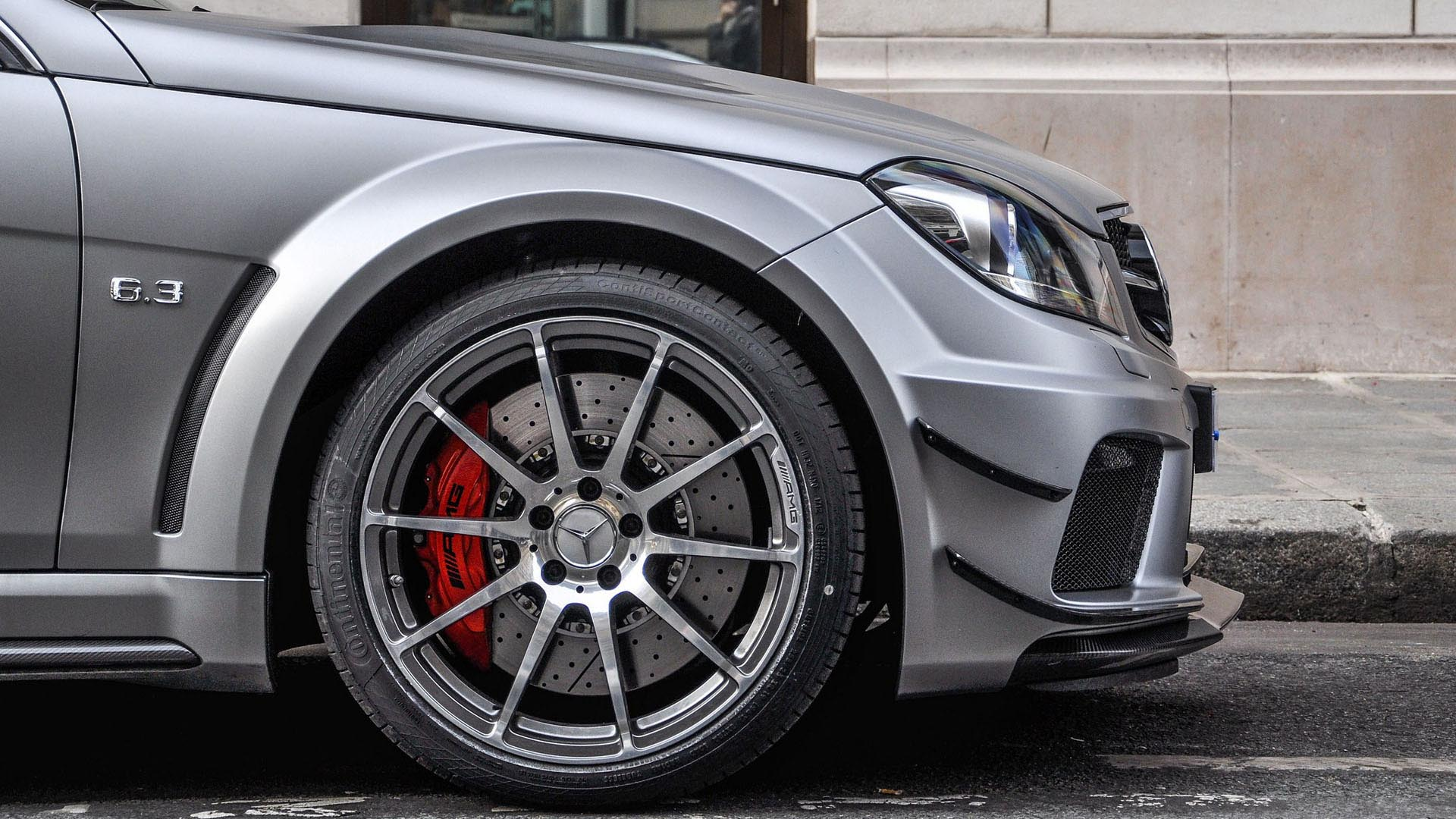 The Definitive Guide To Mercedes-AMG Brake Retrofit Options