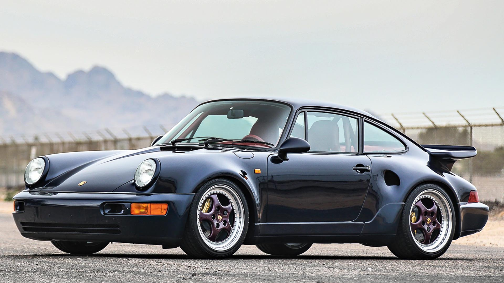 Porsche Had To Lie To The US Government To Sell The Most Insane 911 Ever