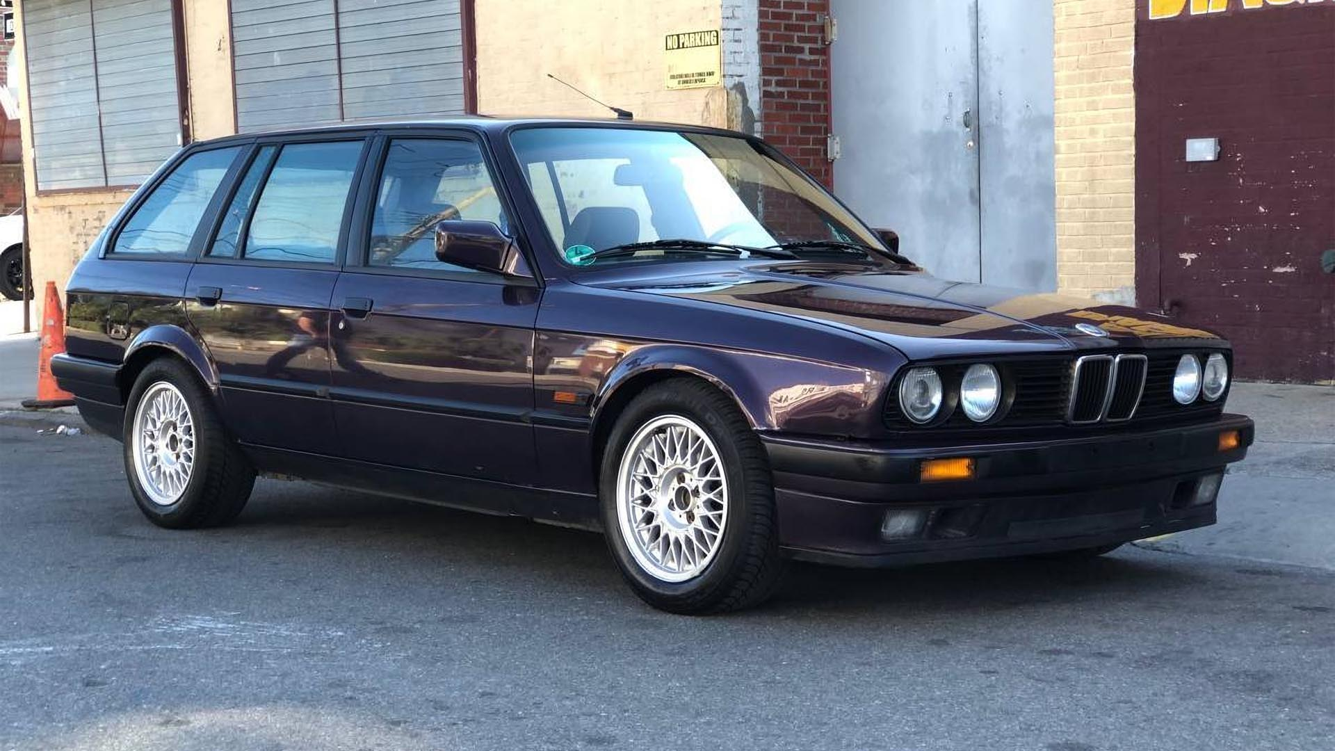 [Kicking Tires] The BMW E30 Touring That Almost Never Existed