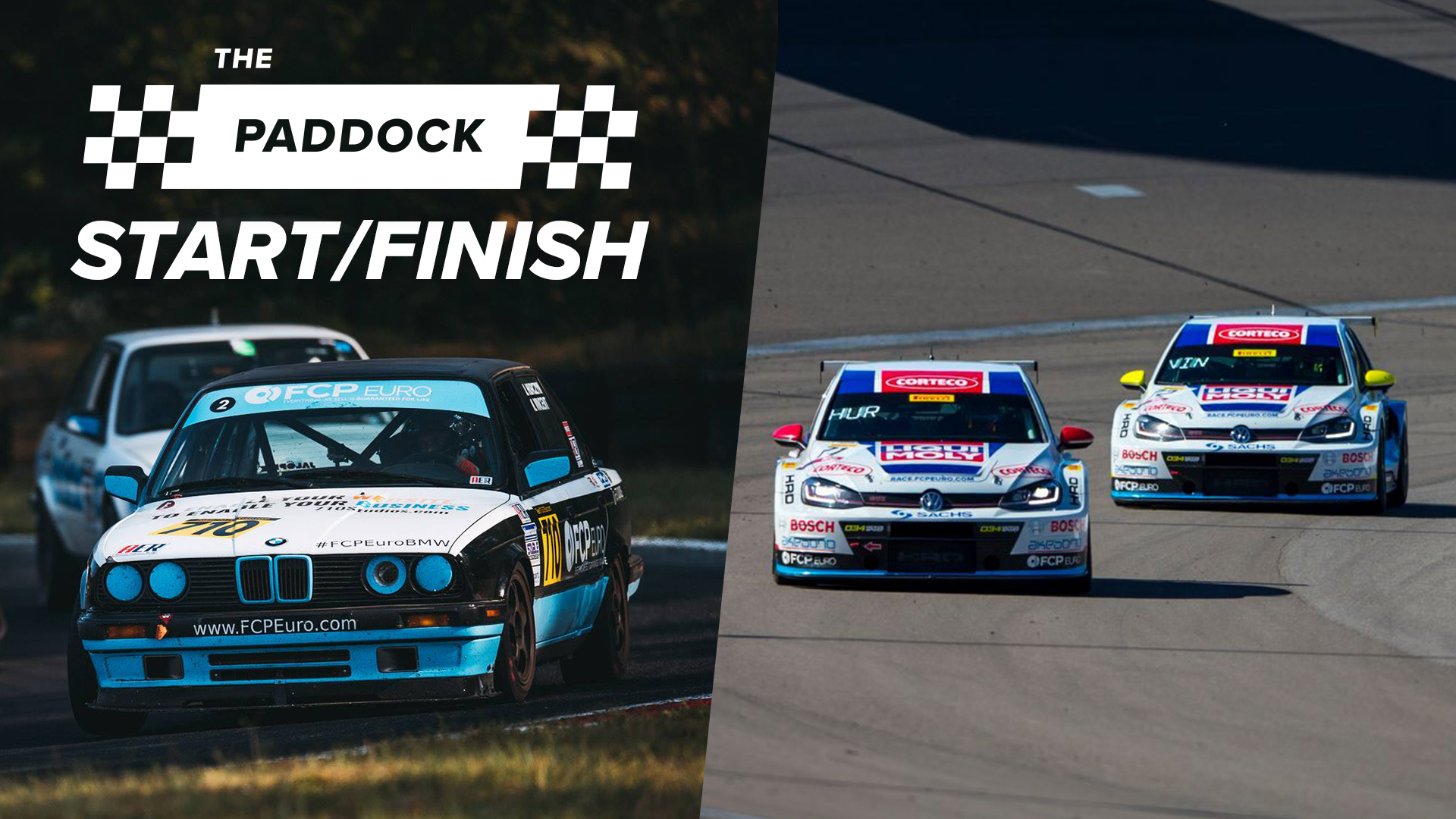 Start/Finish - The Paddock Season Two, Episode Nine