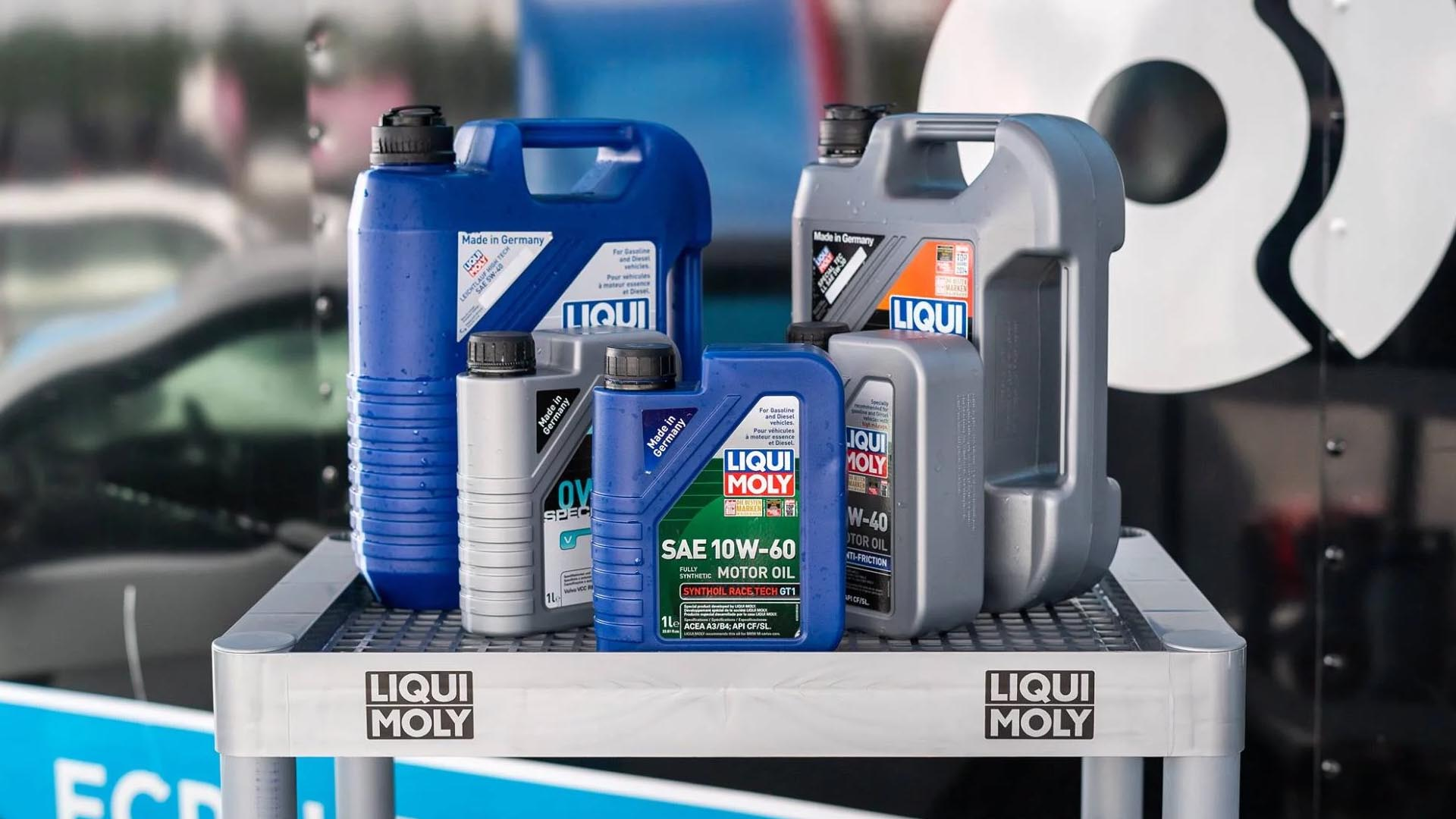Here's Why LIQUI MOLY Actually Works