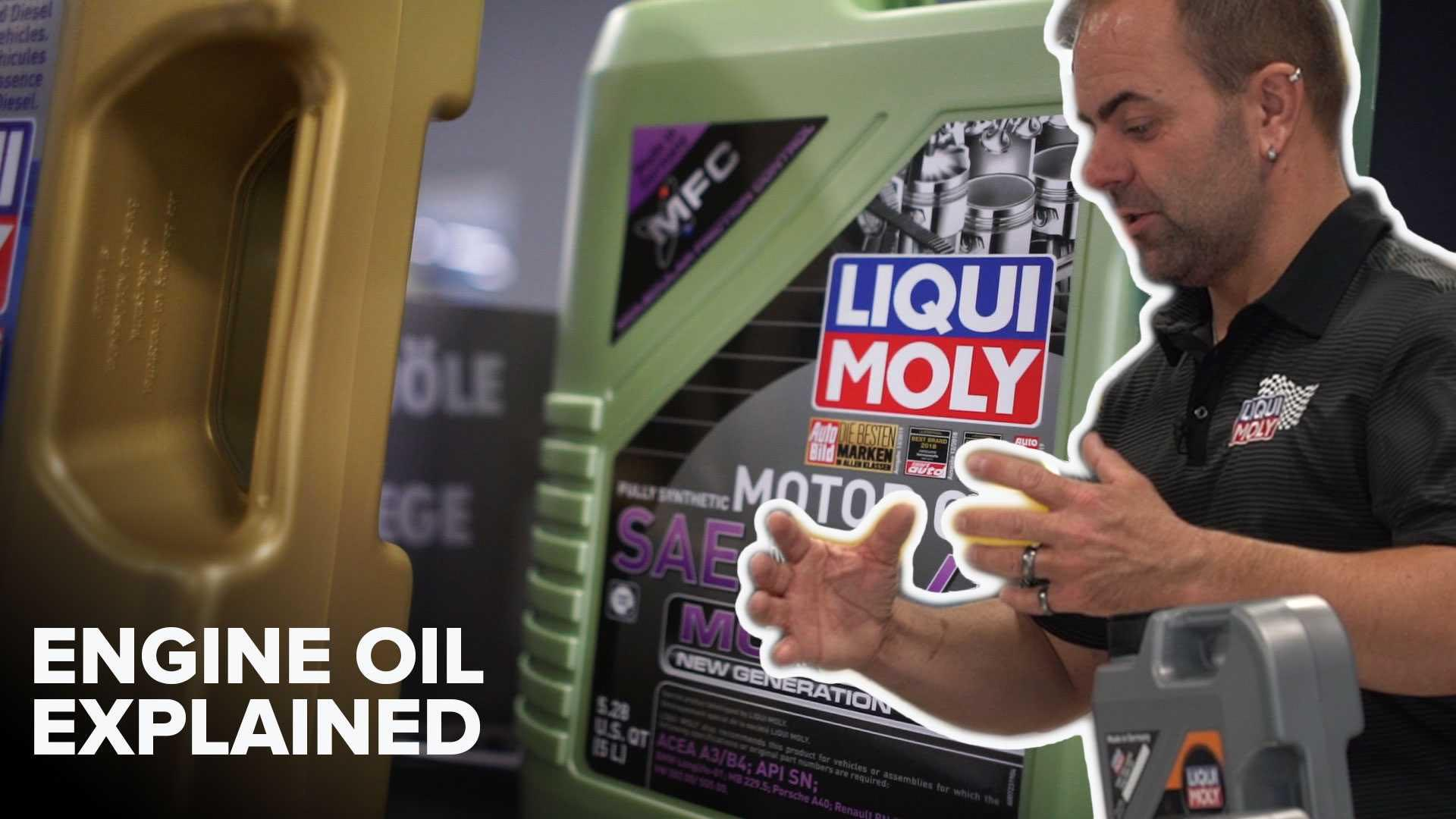 How To Choose The Right Engine Oil For Your Car