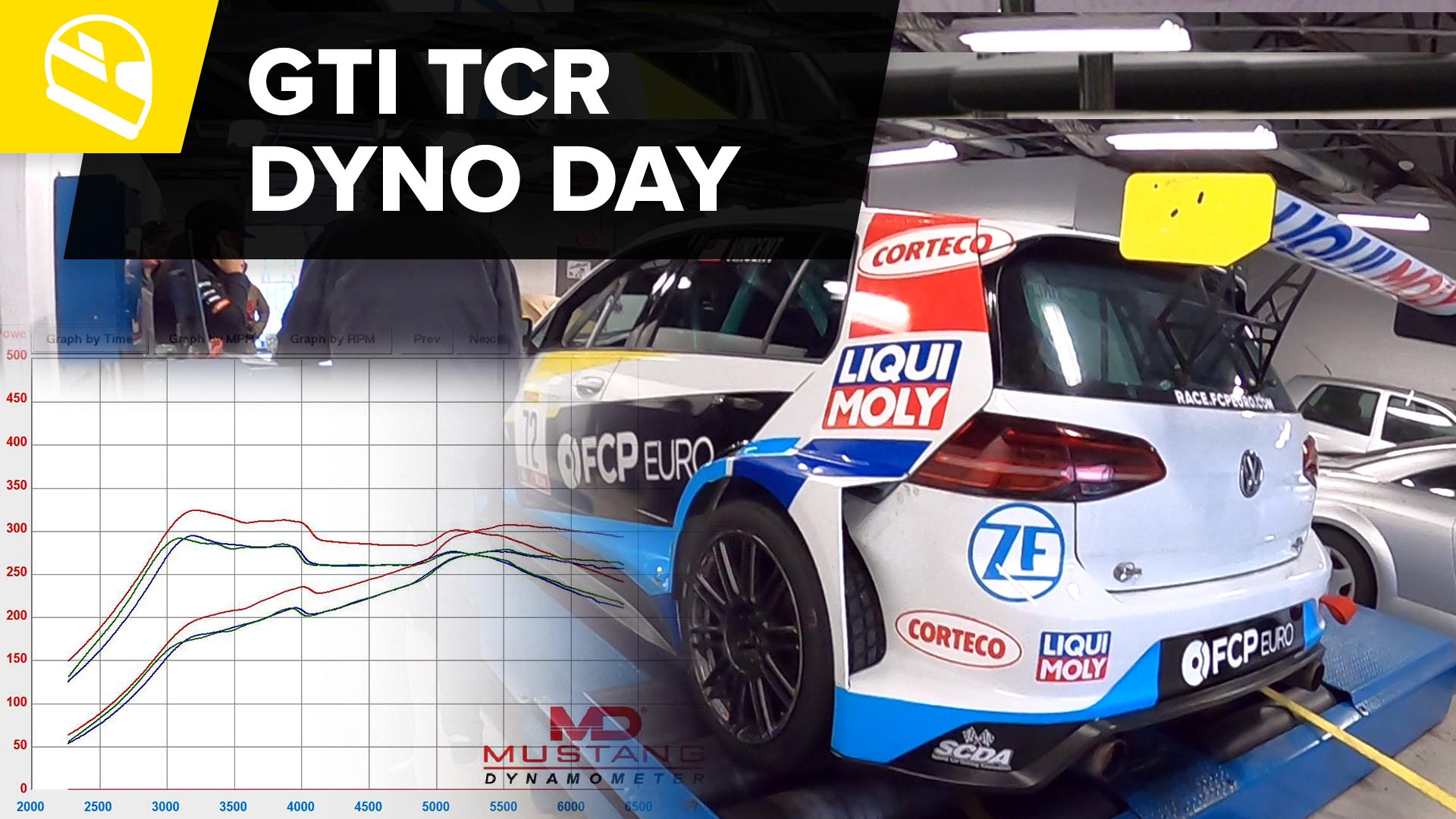 Motorsport Mondays - TCR Teardown: Dyno Day