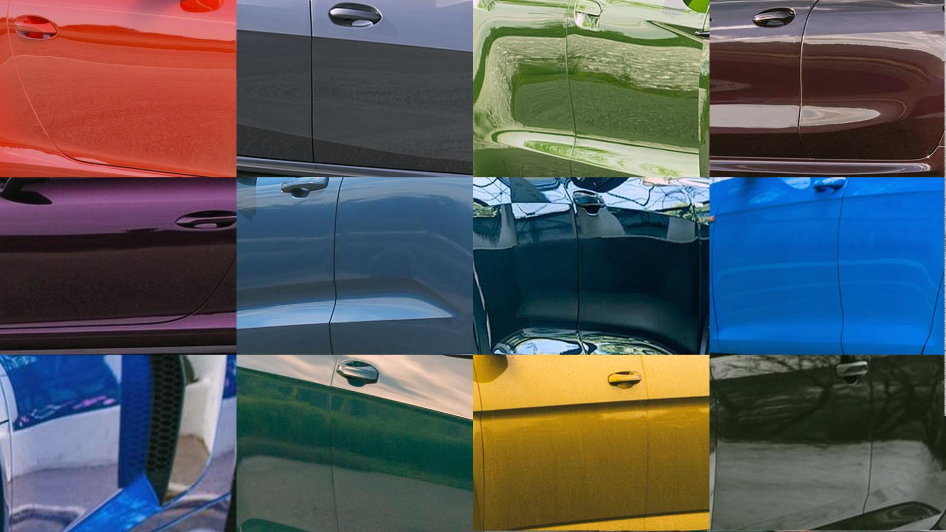 14 Of The Most Interesting Colors Offered On European Cars Today