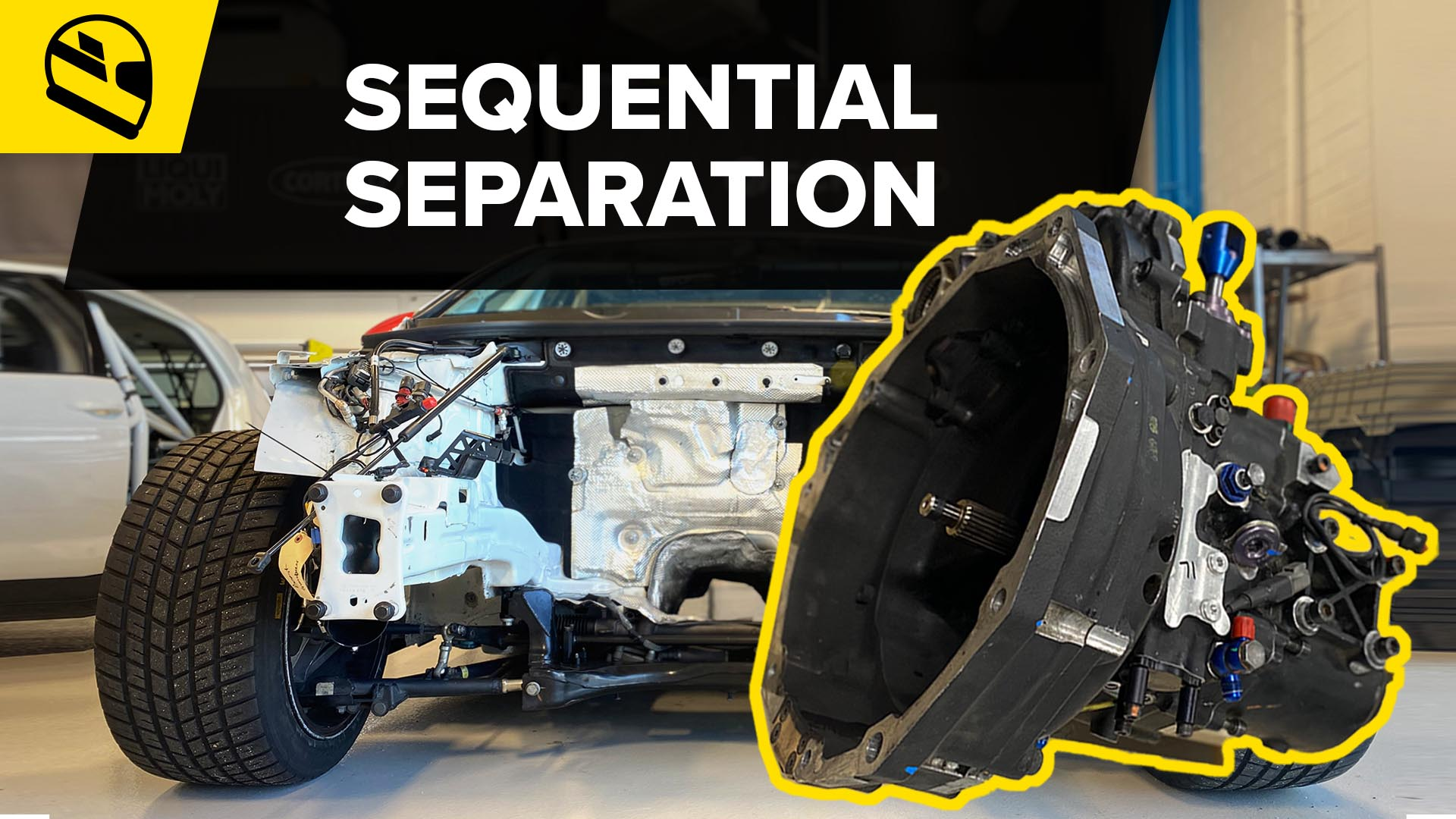 Motorsport Mondays - TCR Teardown: Day 5 - Sequential Separation