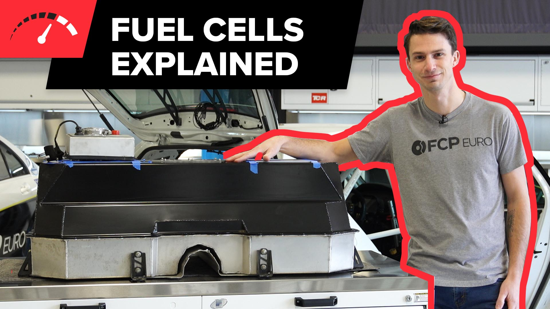 Race Cars Explained: How Fuel Systems Work