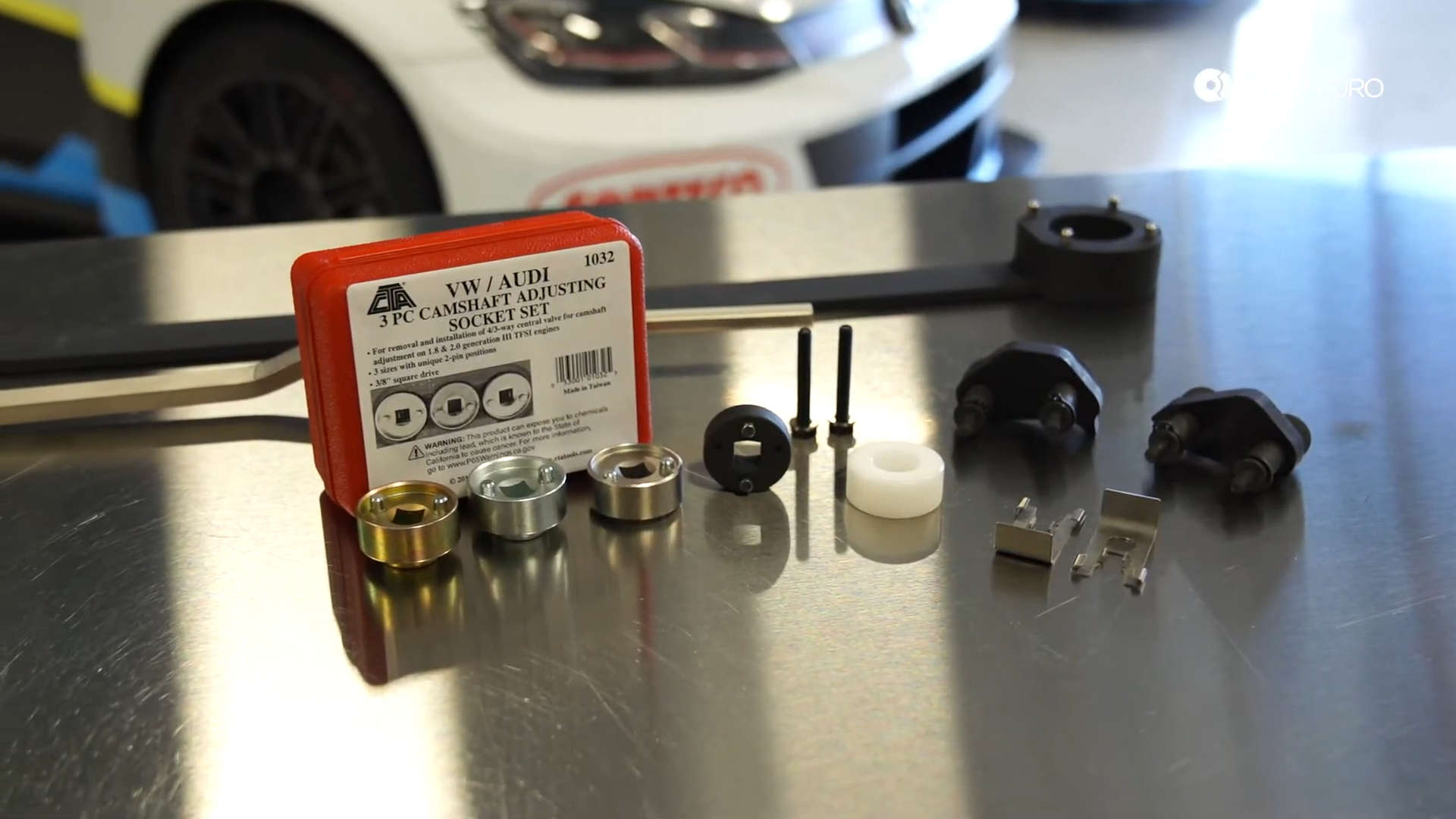 Audi, Volkswagen, & Porsche Timing Tool Kit - Features & Product Review