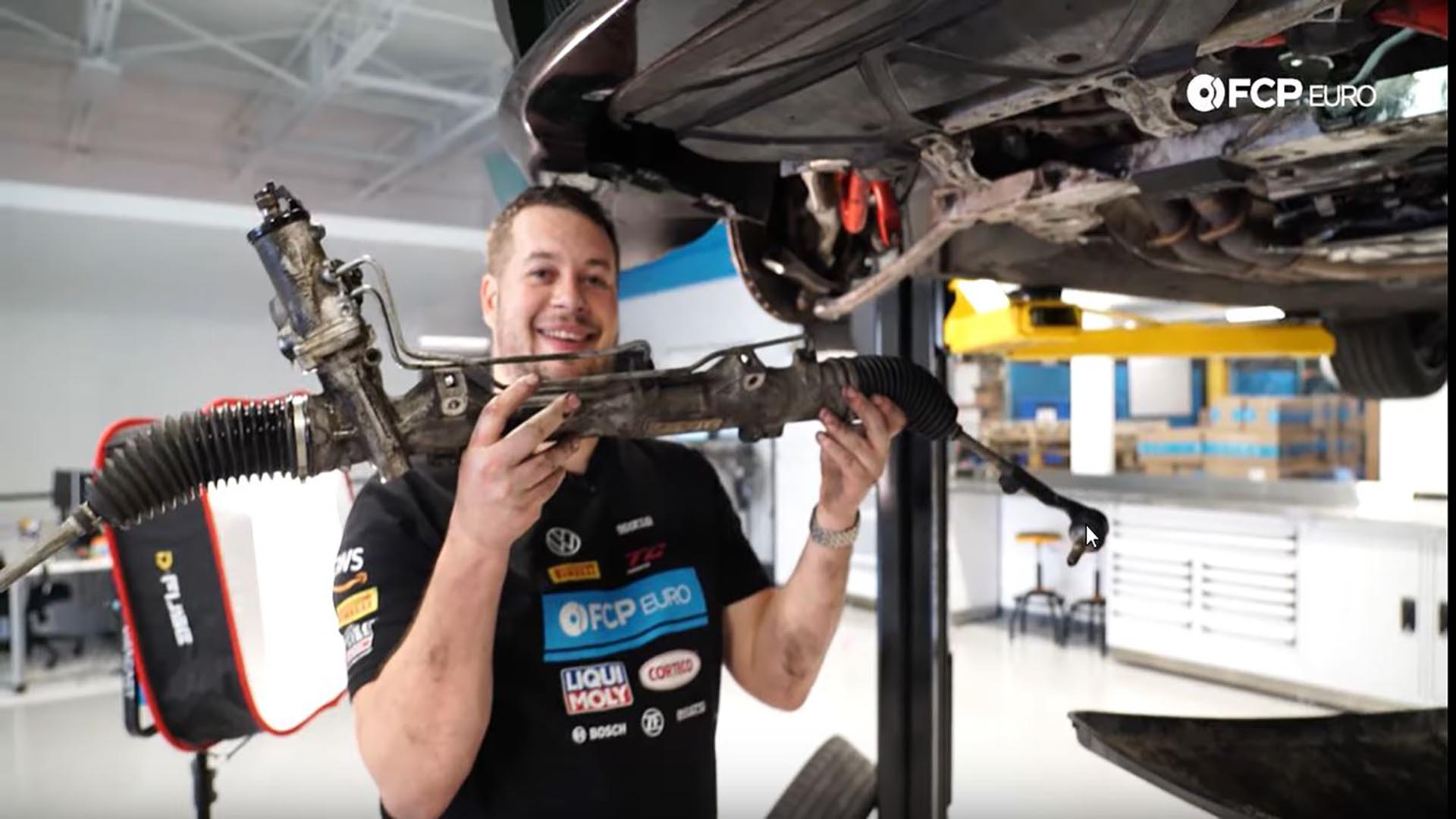 How To Replace The Steering Rack On A BMW E90, E82, & More (335i, 330i, 128i, & More)