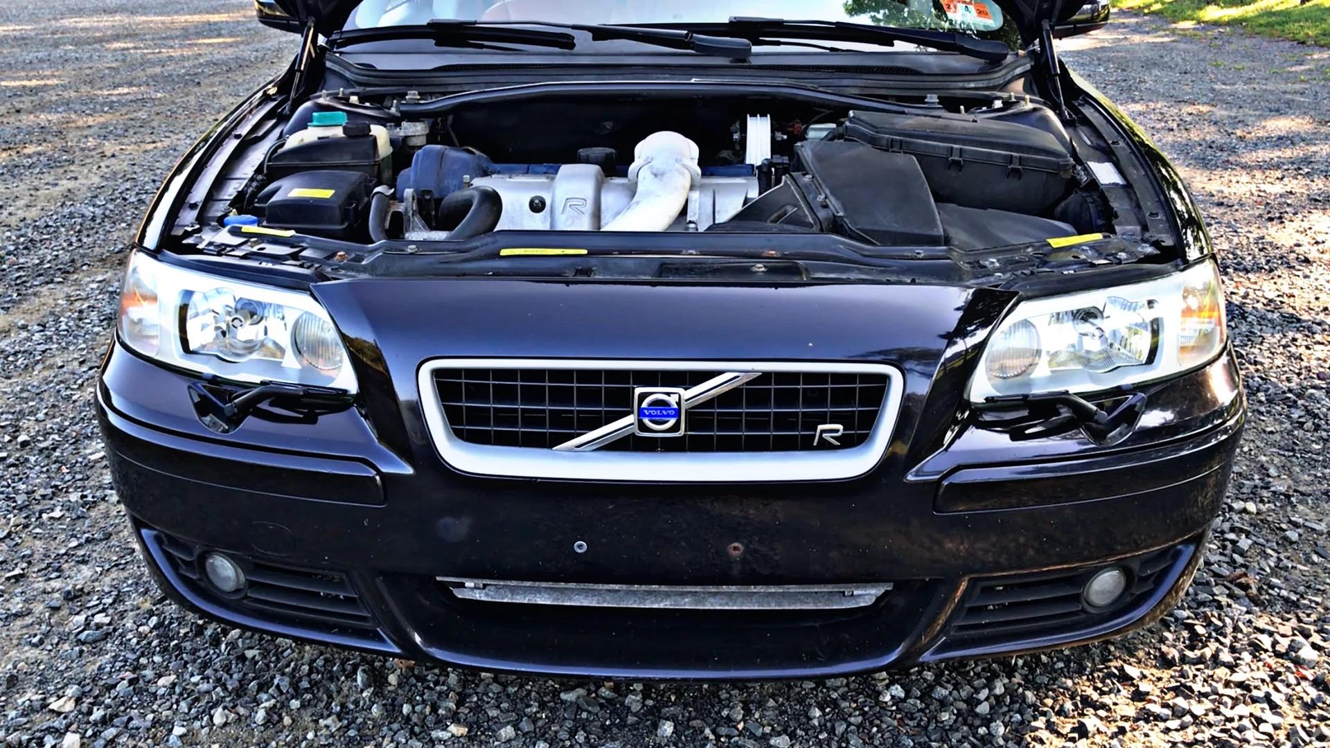 How To 'Stage Zero' Your Volvo V70R By Giving It A Thorough Tune-Up