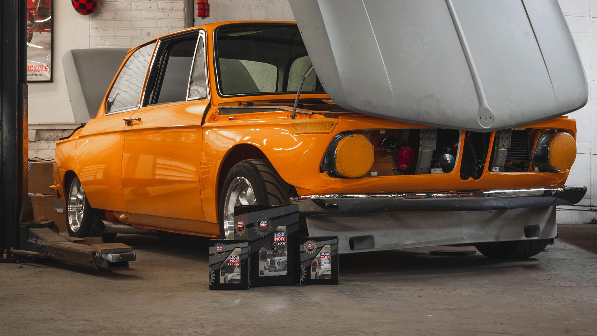 LIQUI MOLY Classic Is The Fountain Of Youth For Your Aging European Car