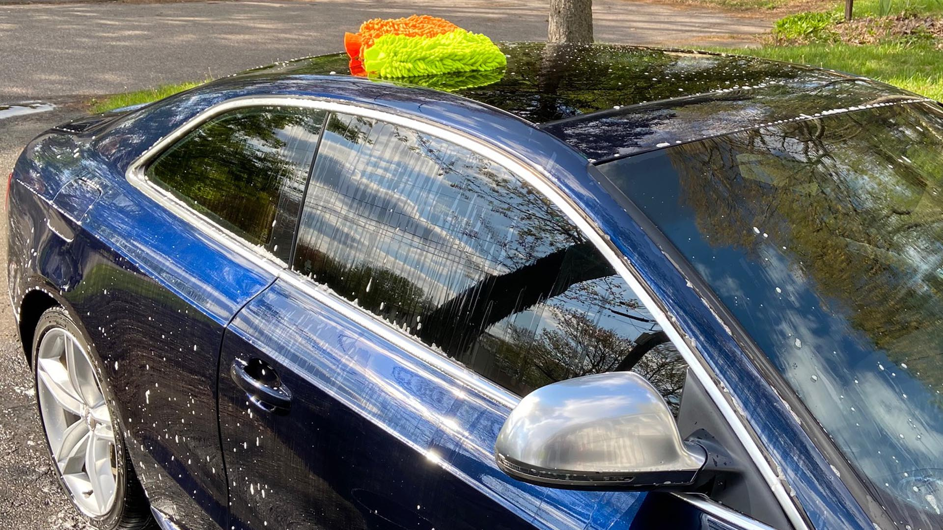 How To Safely Wash Your Car Without A Pressure Washer Using The 'Two Bucket Method'