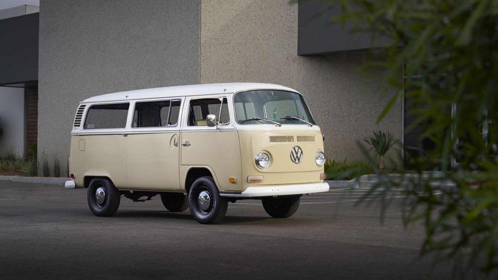 Rad Volkswagen Bus Restorations