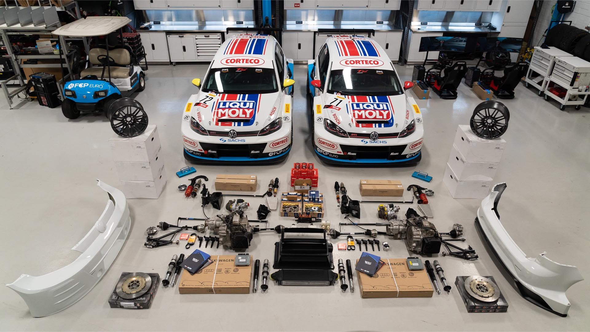 For Sale: Two Championship-Winning VW GTI TCRs (11/20/2020 Update)
