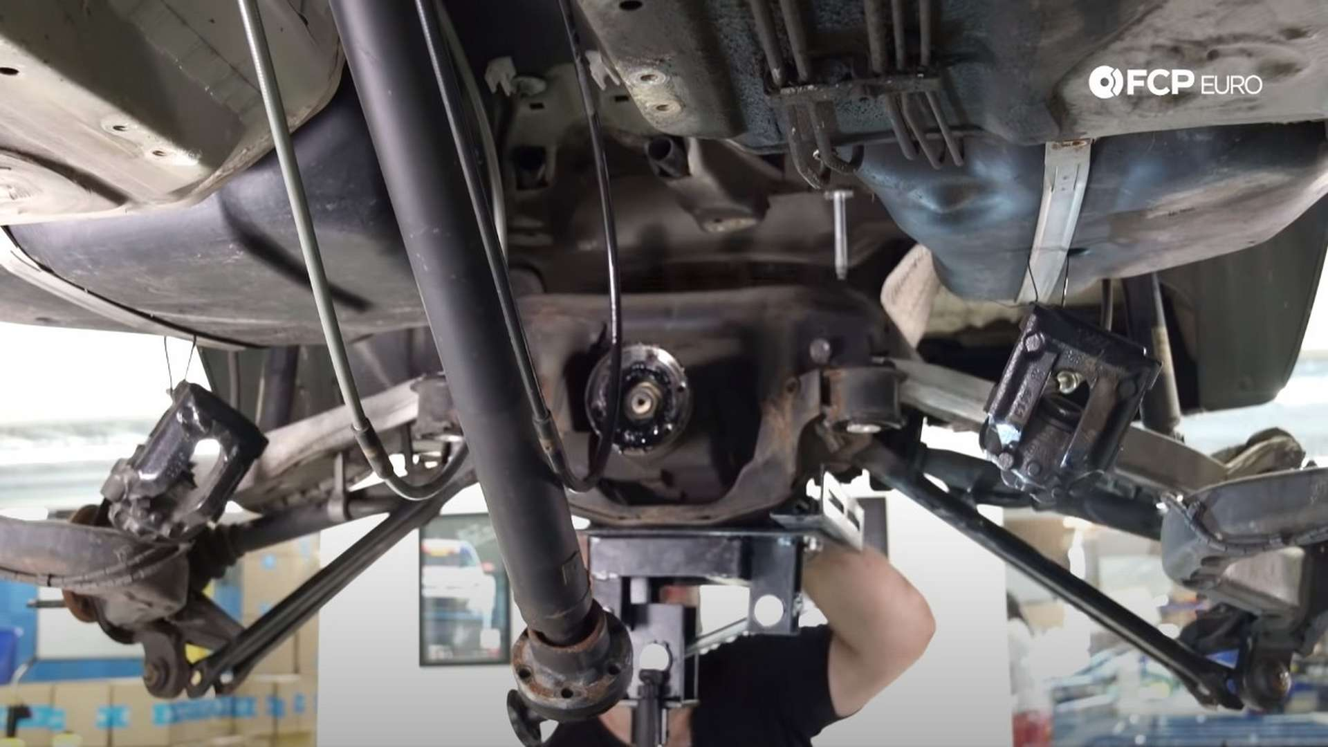 How To Overhaul The BMW E46 M3 Rear Subframe (Part 1)