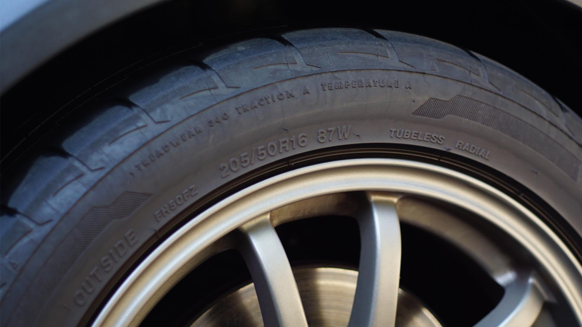 Understanding Tires: Specs, Wear, & Making The Right Choice For Your Car