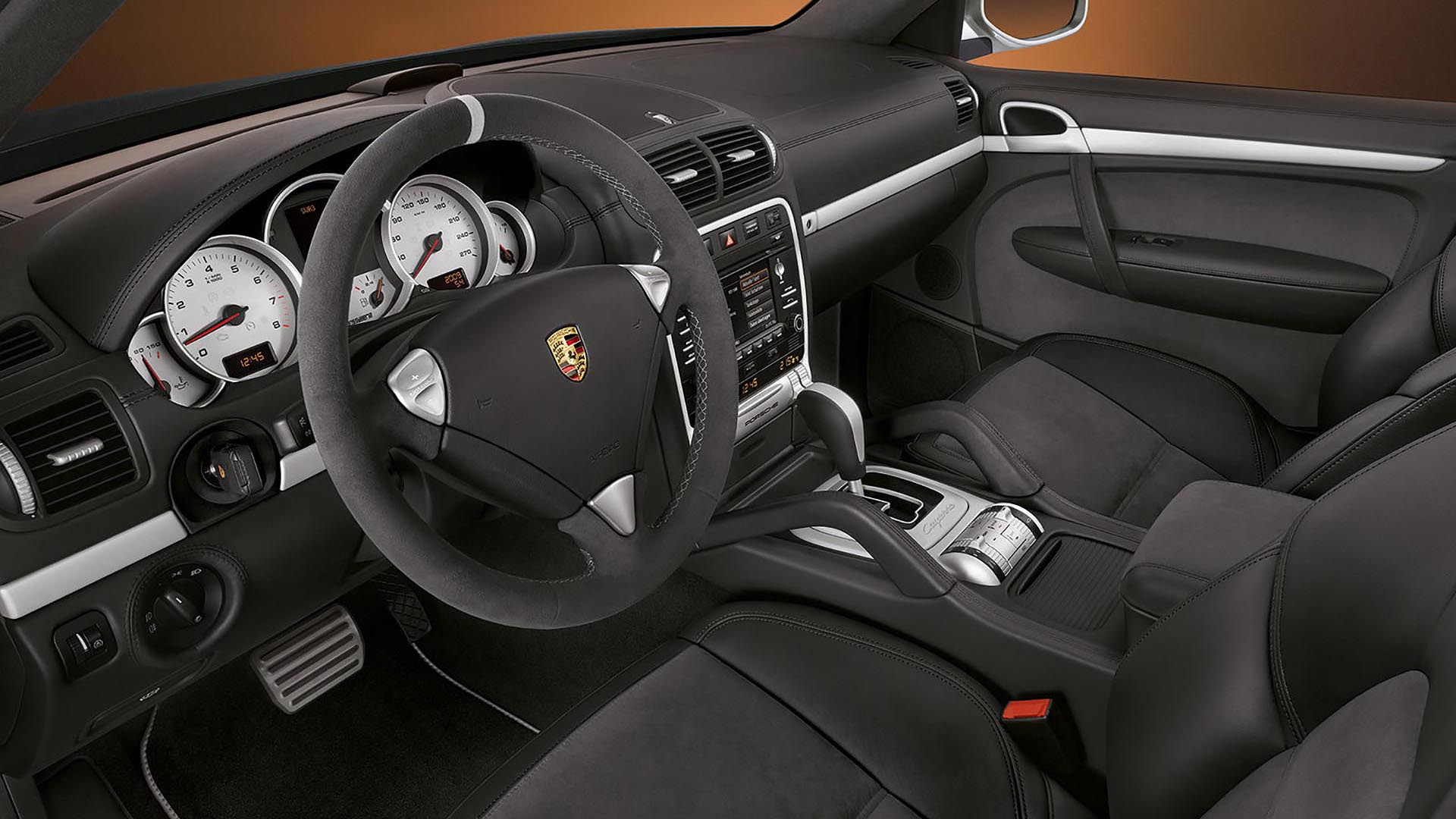 The Definitive Guide To First-Generation Porsche Cayenne Interiors (955/957)